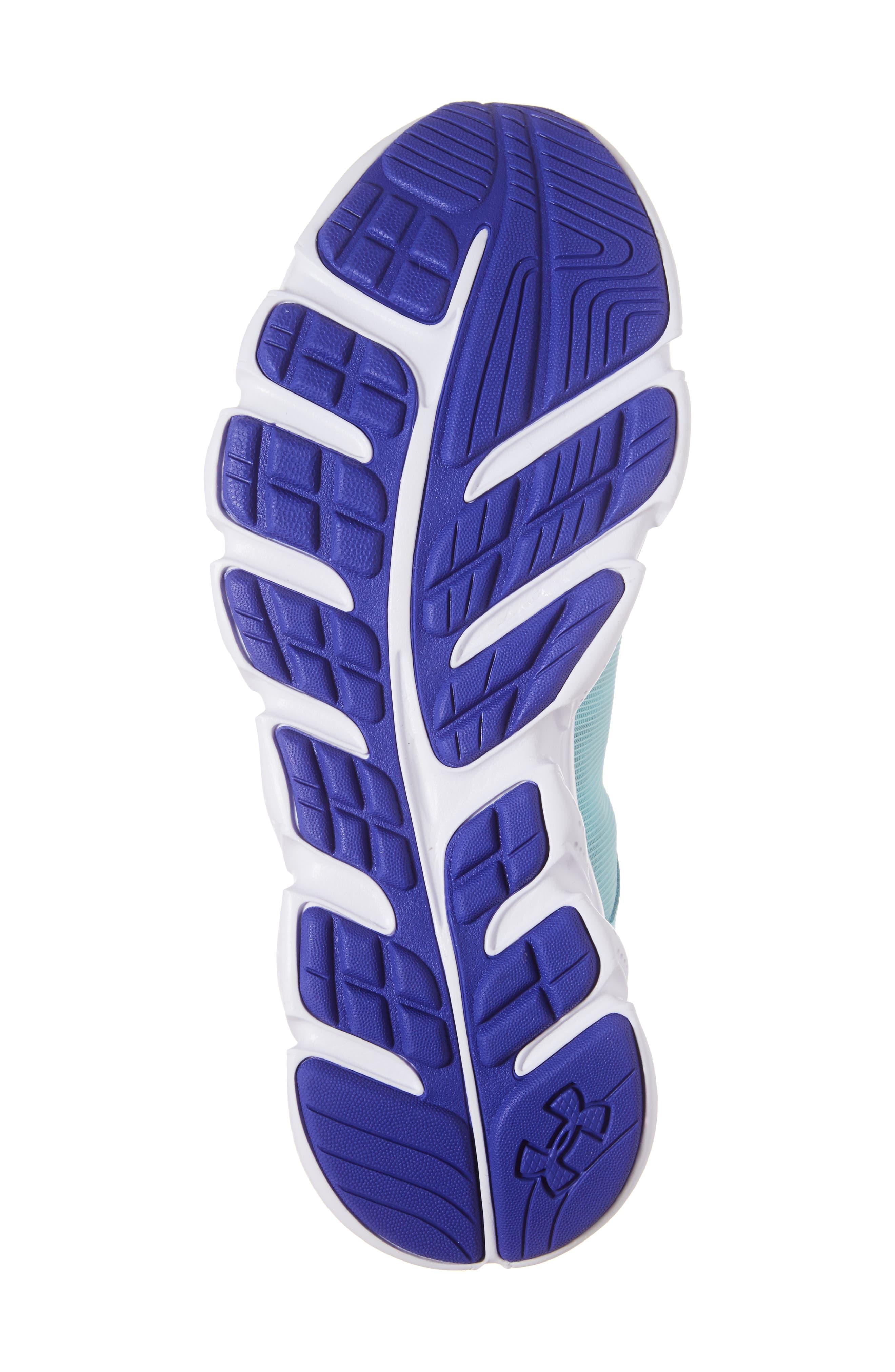 Alternate Image 6  - Under Armour 'Micro G® Assert VI' Running Shoe (Big Kid)