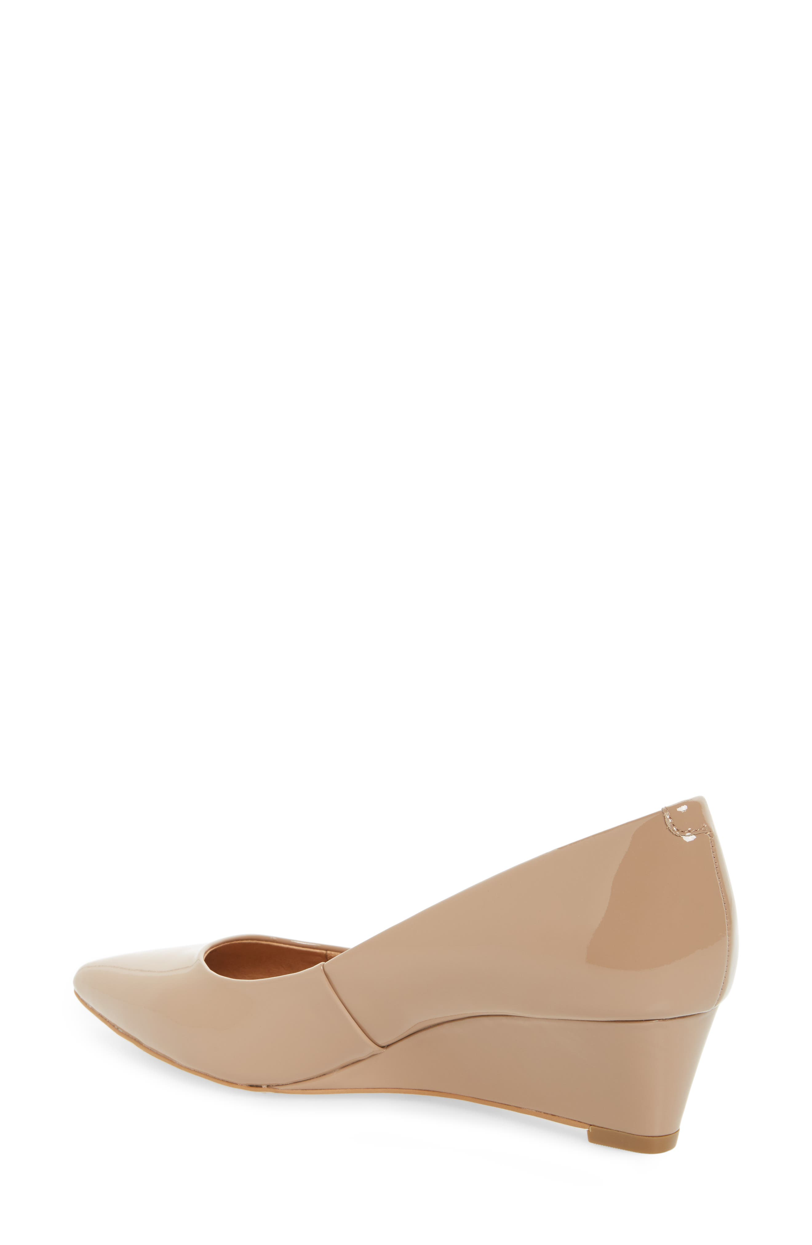 Alternate Image 2  - Corso Como Nelly Pointy Toe Wedge Pump (Women)