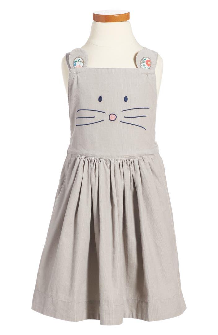 Mini boden animal overall dress toddler girls little for Shop mini boden