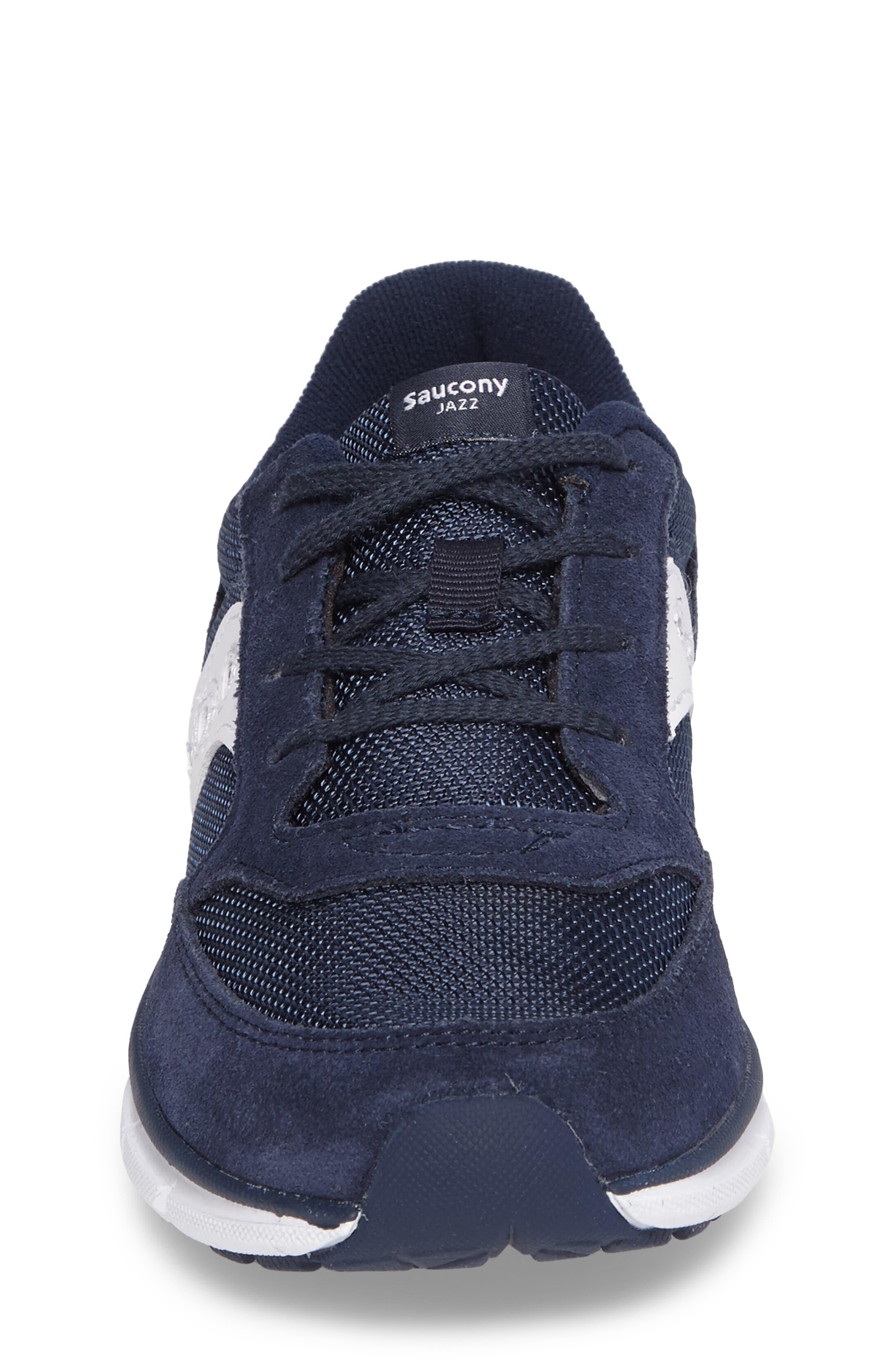 Alternate Image 4  - Saucony 'Baby Jazz - Lite' Sneaker (Baby, Walker & Toddler)