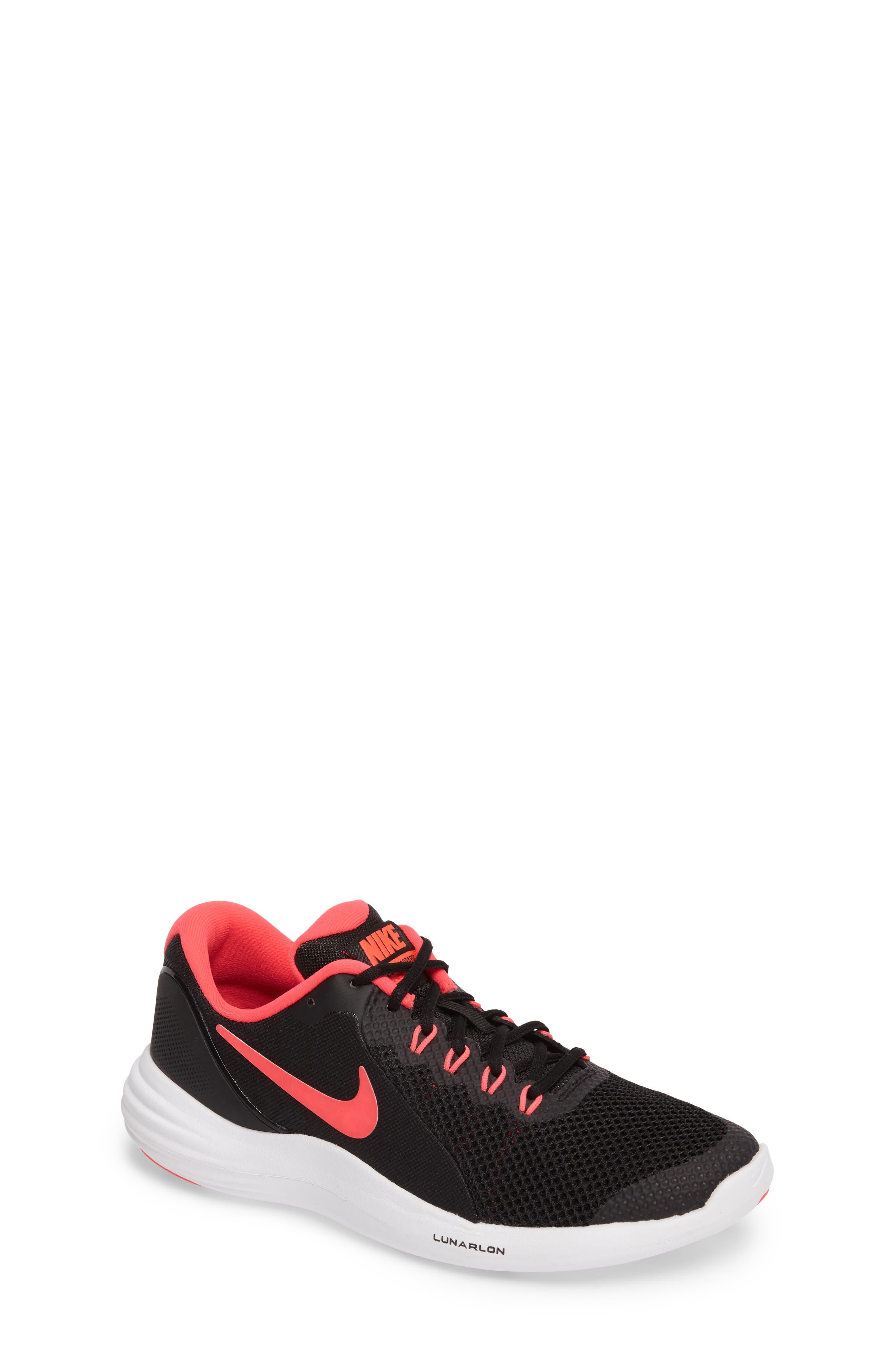 Nike Lunar Apparent Sneaker (Big Kid)