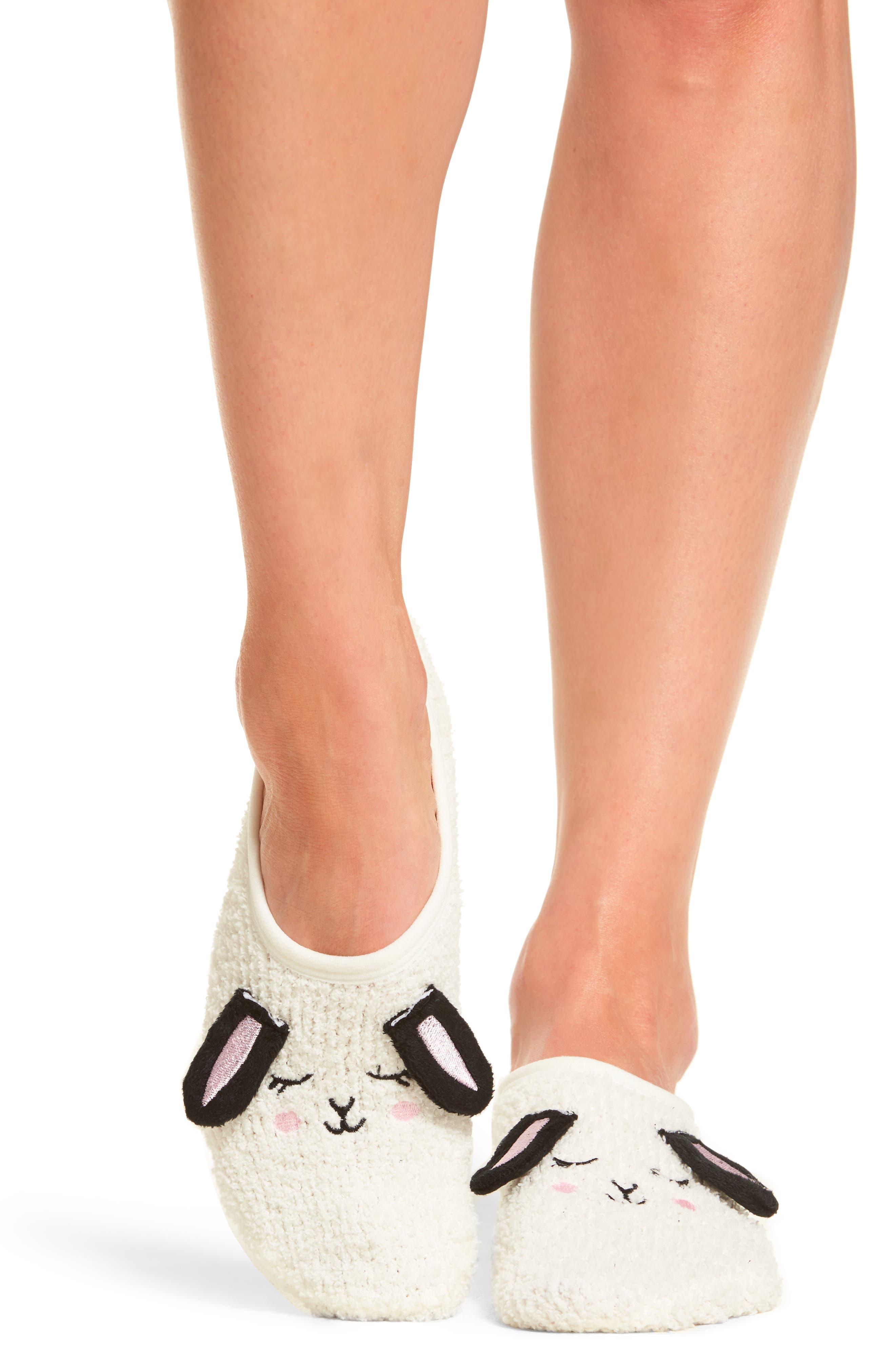 PJ Salvage Plush Slipper Socks