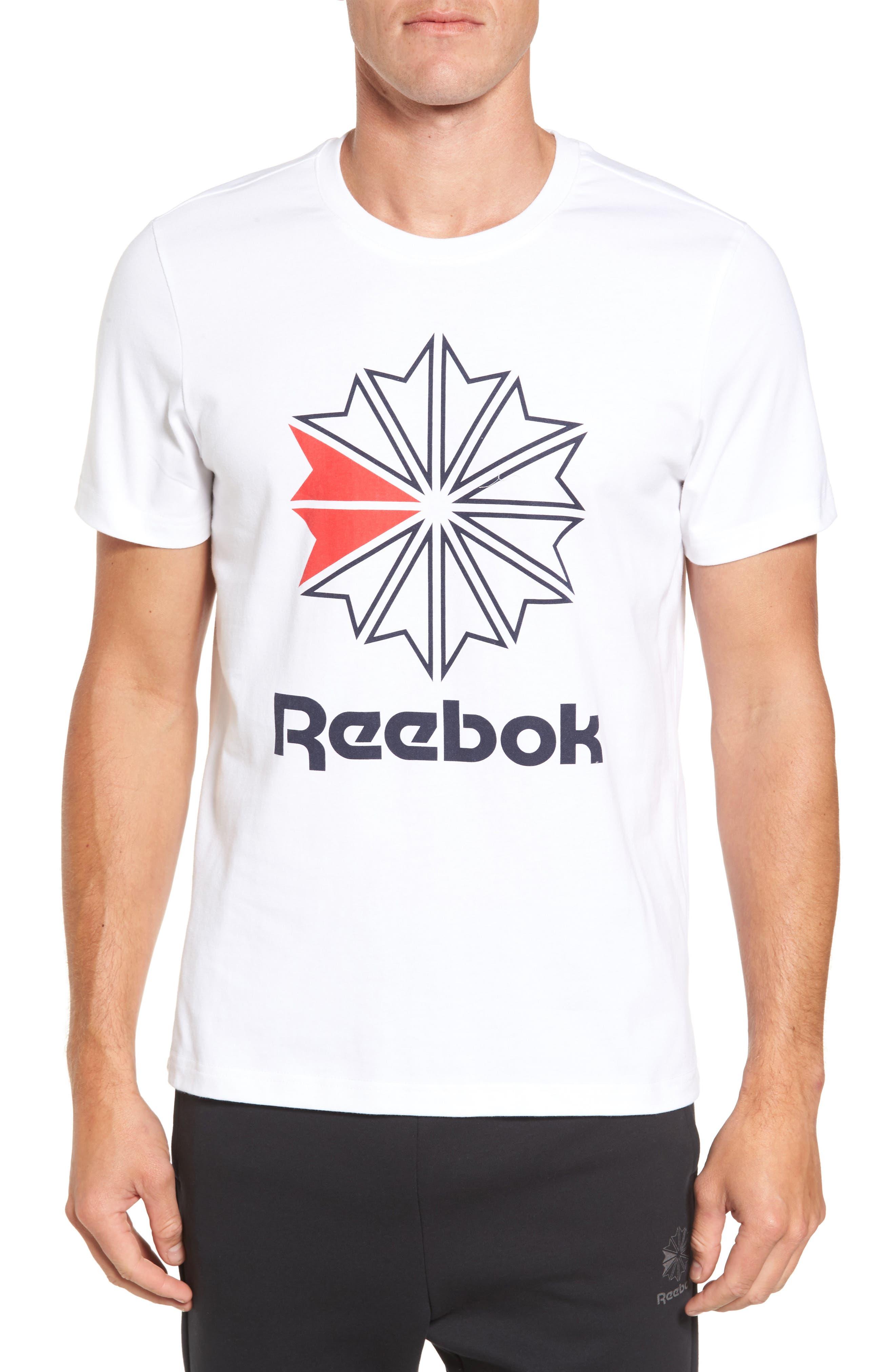 Alternate Image 1 Selected - Reebok Classics Graphic T-Shirt