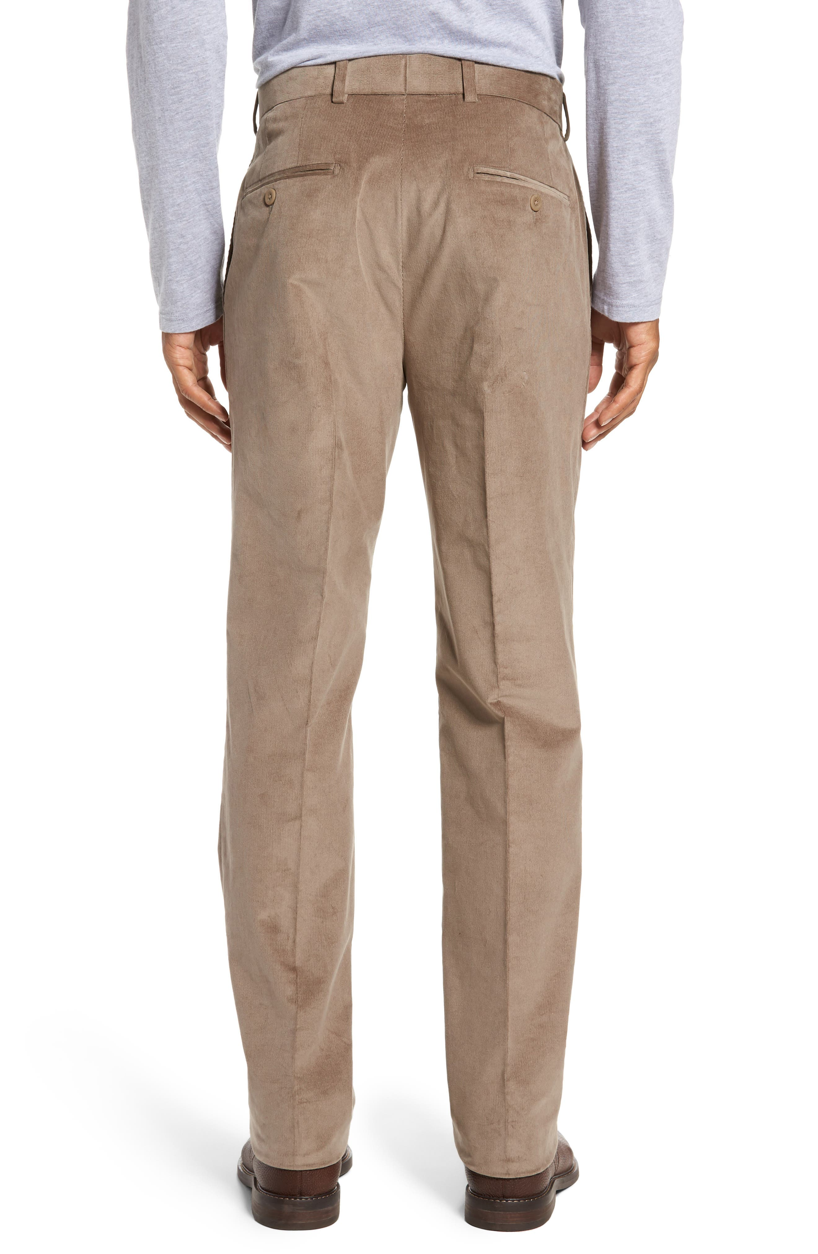 Corduroy Pants,                             Alternate thumbnail 2, color,                             Tan