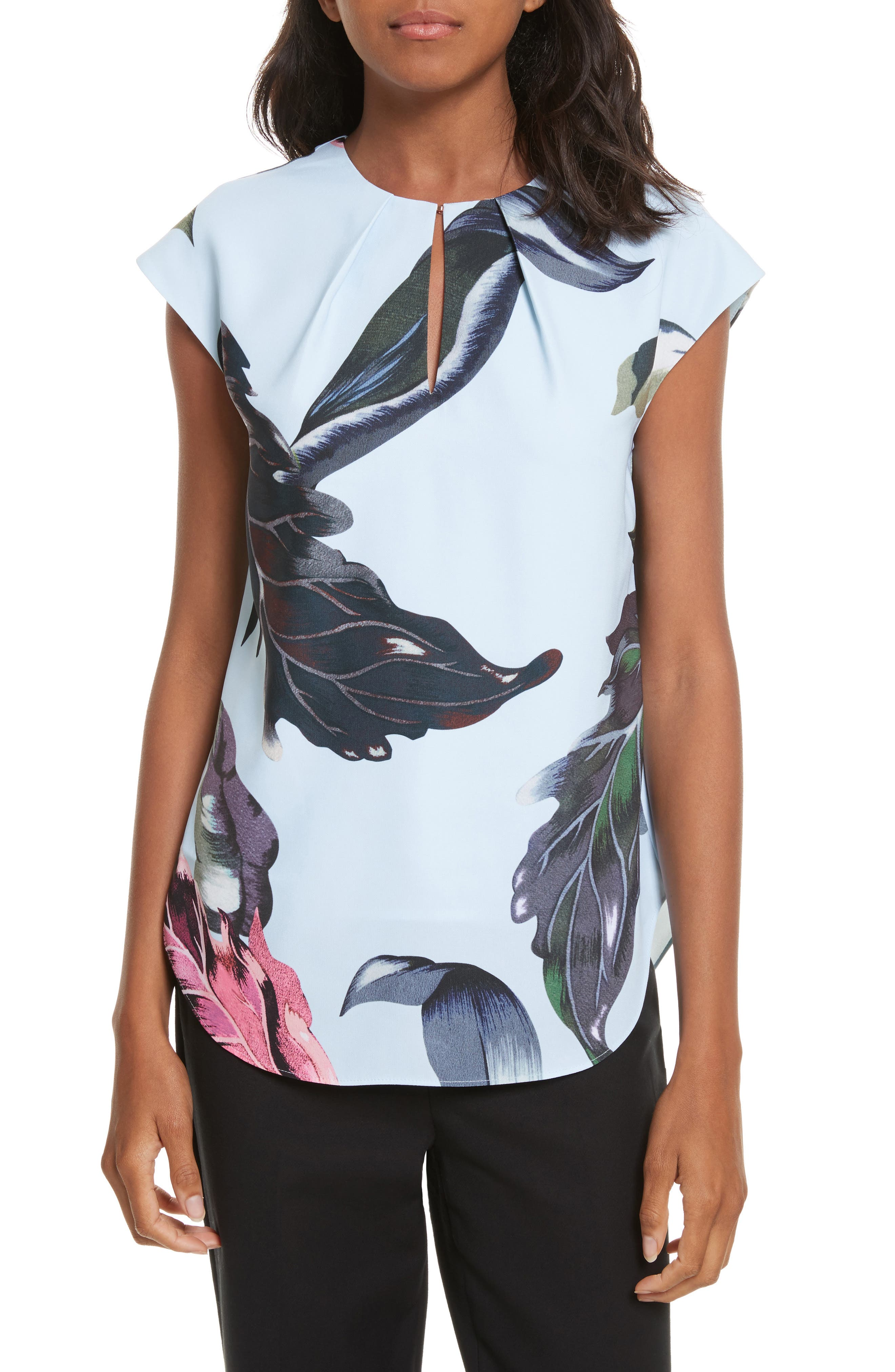 TED BAKER LONDON Meeyia Eden Top