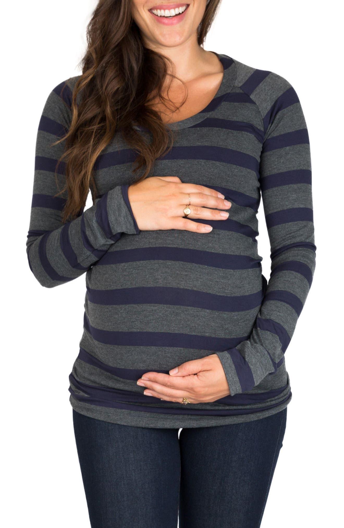 Nom Maternity Phoebe Maternity Top