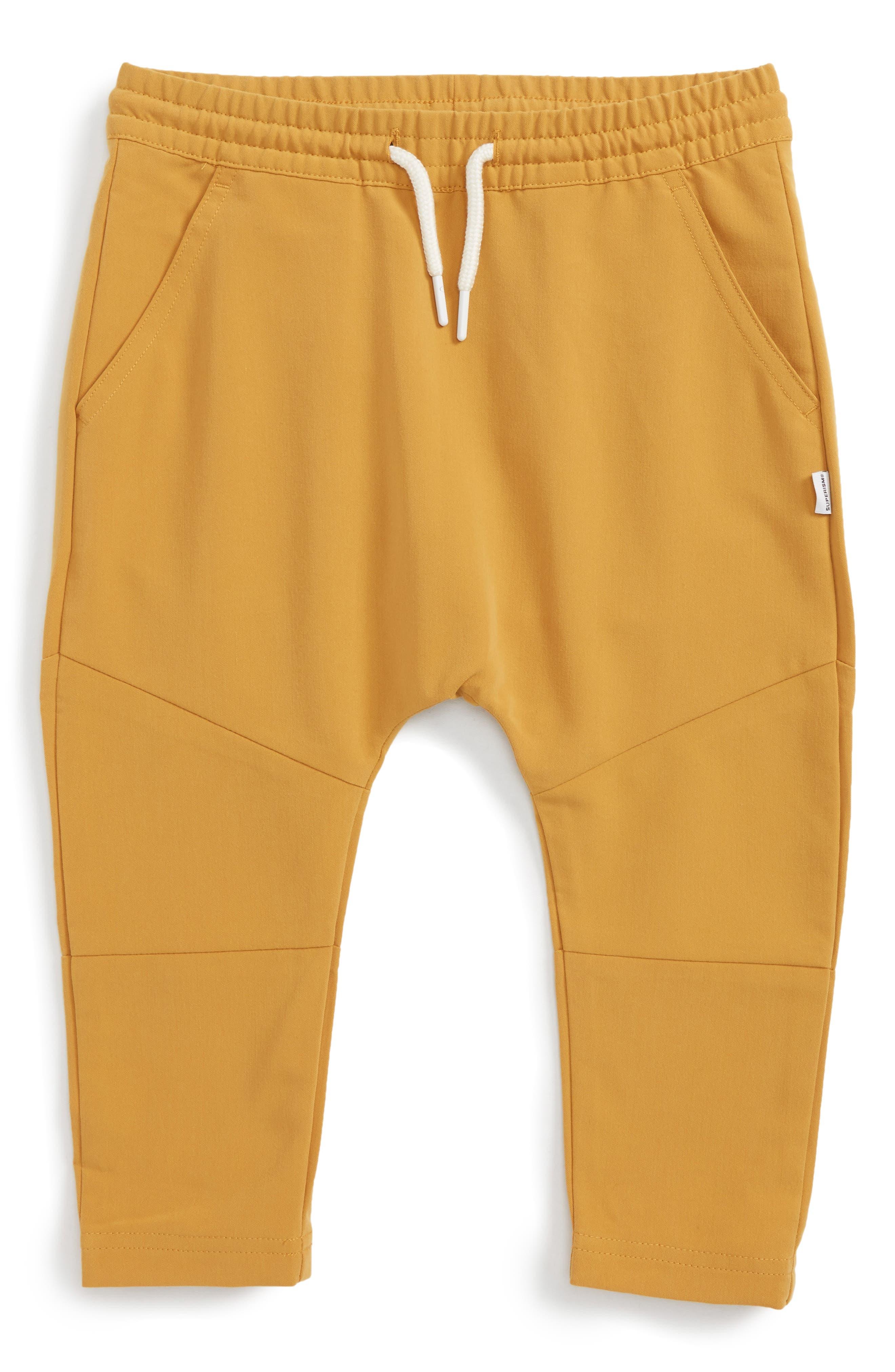 Superism Elliot Woven Jogger Pants (Toddler Boys & Little Boys)