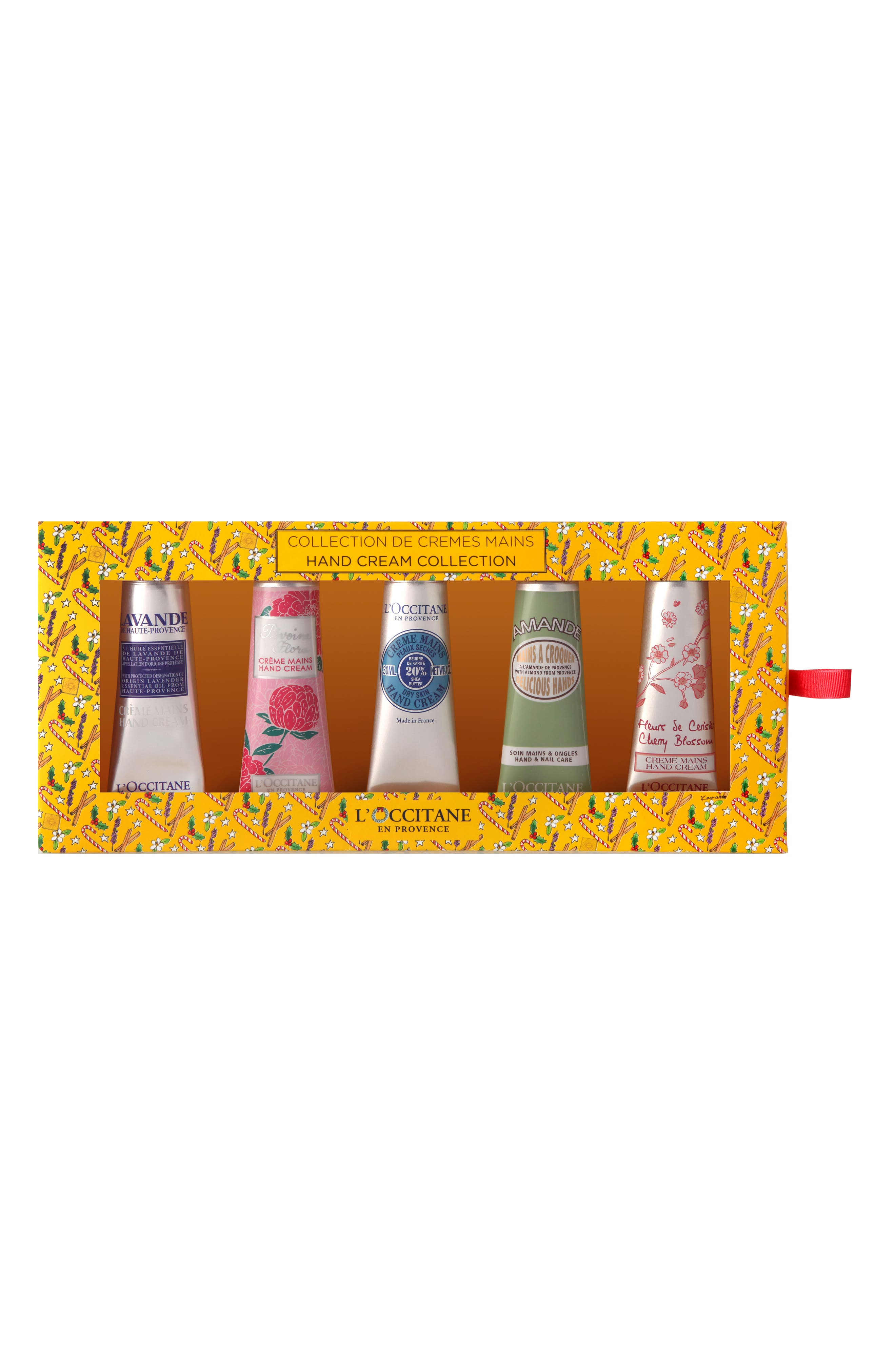 Hand Cream Collection,                             Main thumbnail 1, color,                             No Color