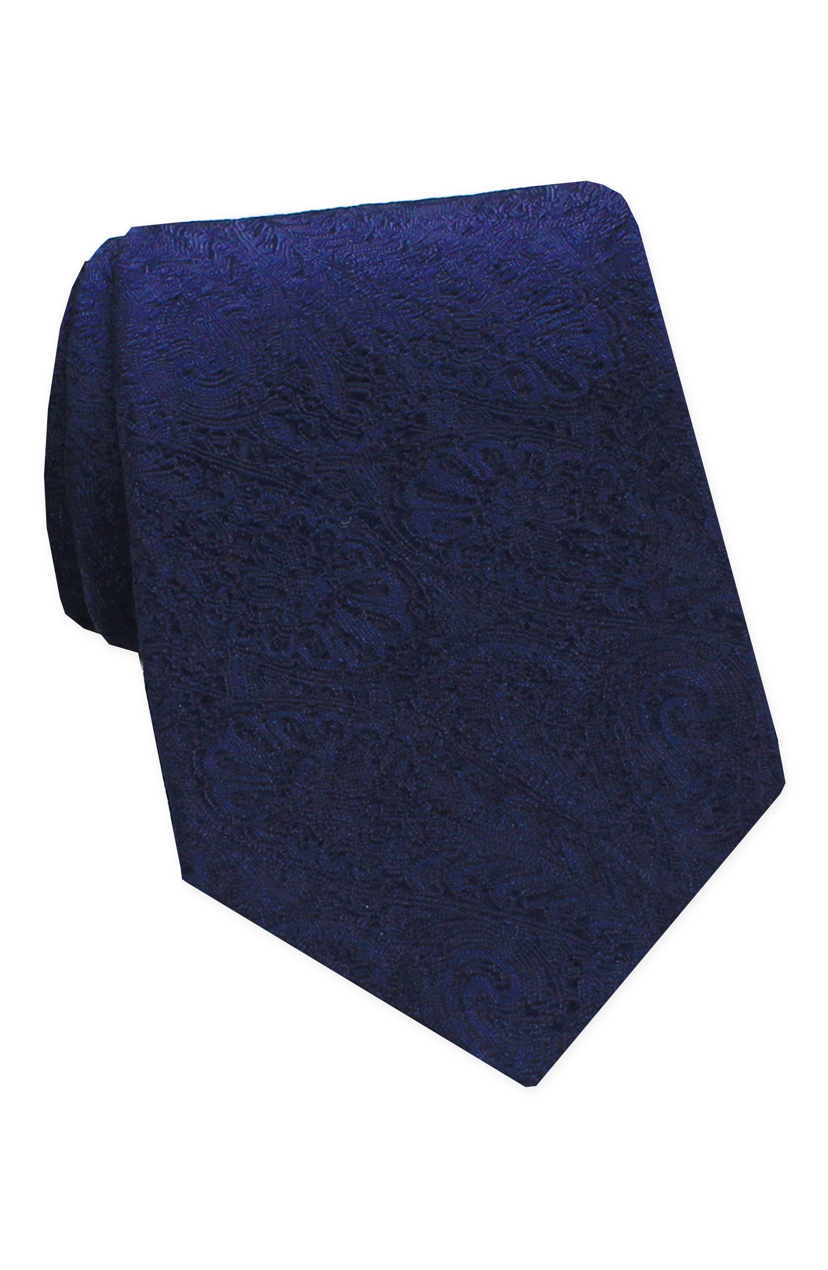 Alternate Image 1 Selected - Gitman Paisley Silk Tie
