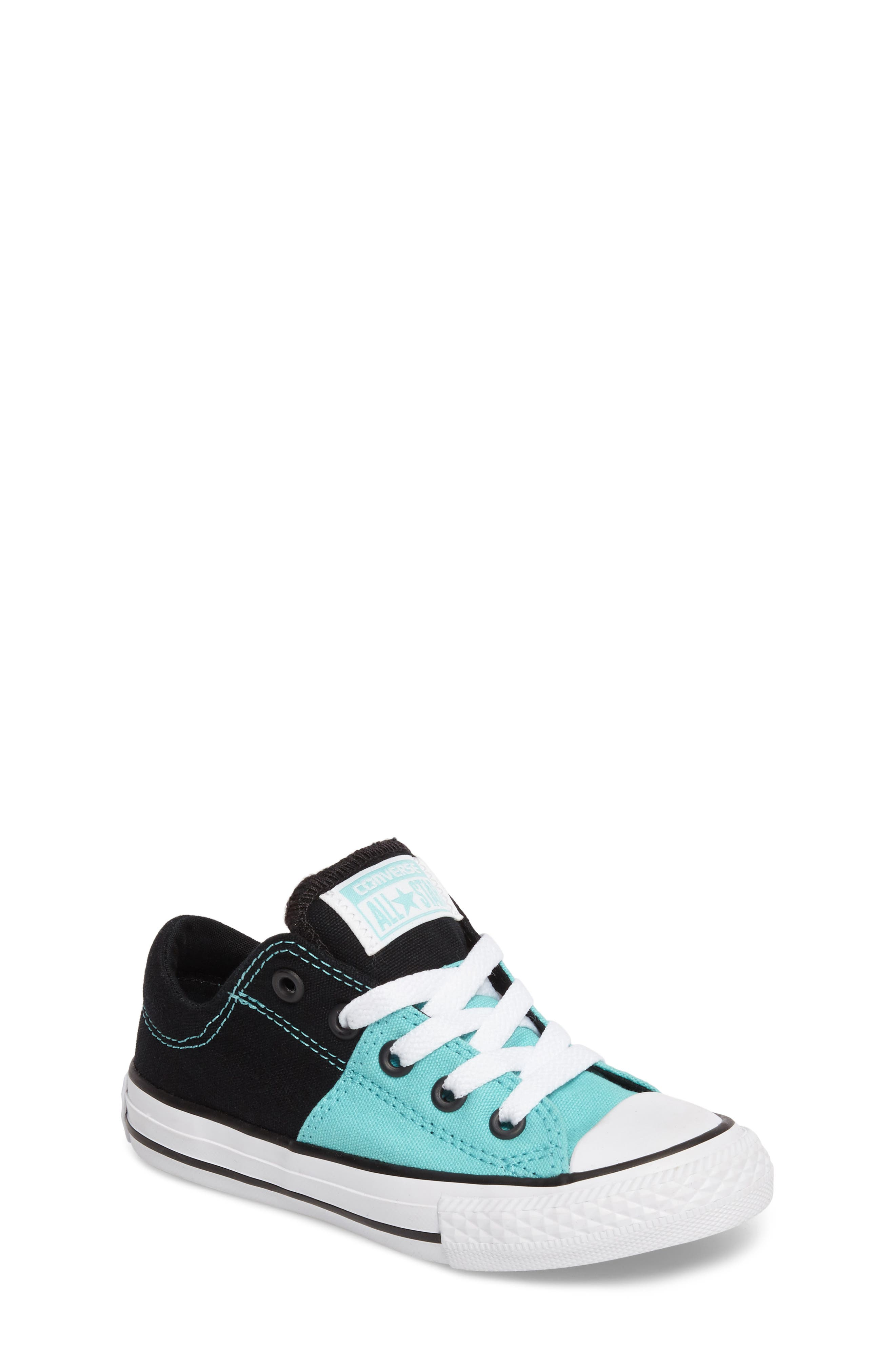 Chuck Taylor<sup>®</sup> All Star<sup>®</sup> 'Madison' Sneaker,                         Main,                         color, Light Aqua Canvas