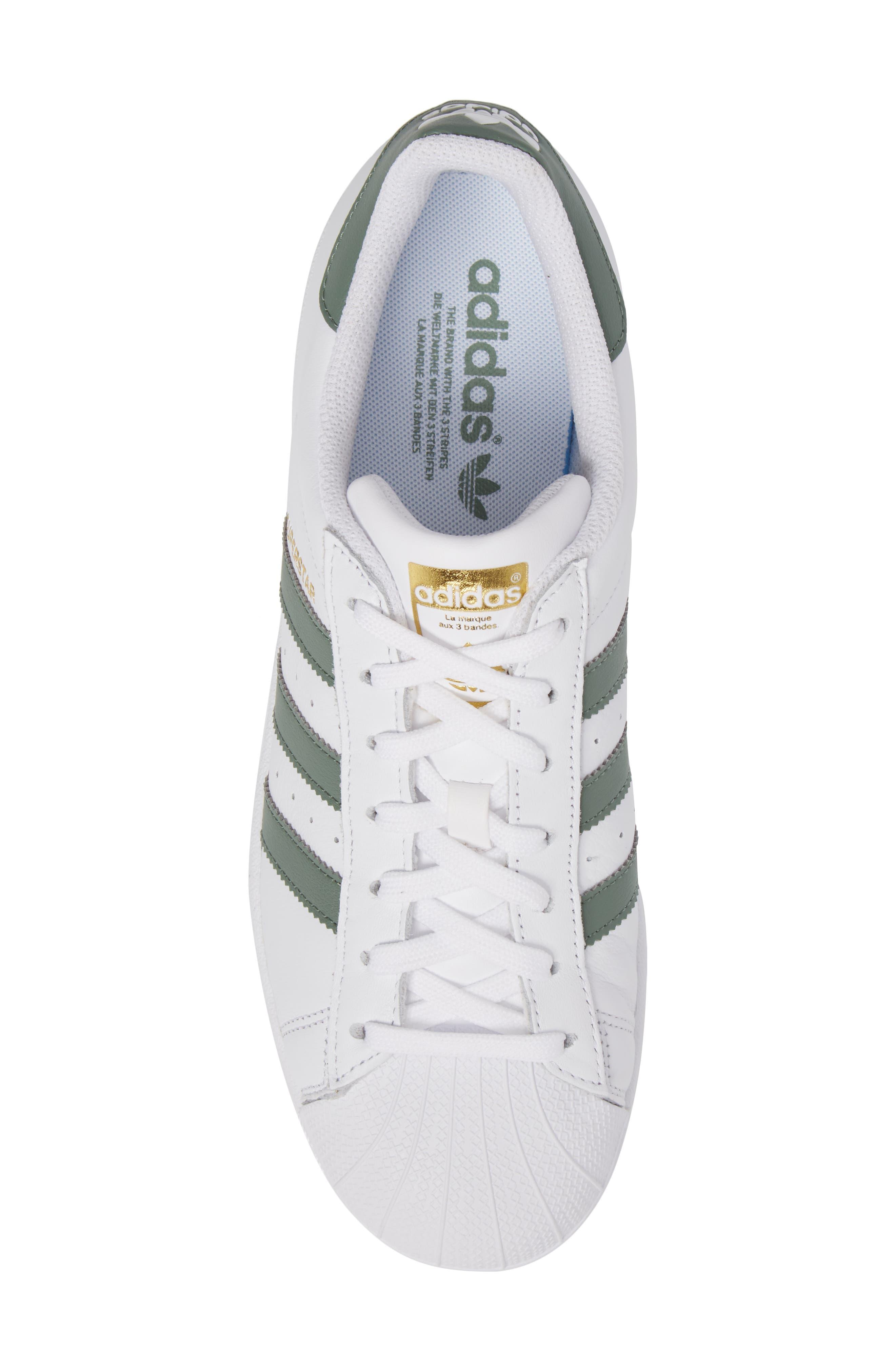 Alternate Image 5  - adidas Superstar Sneaker