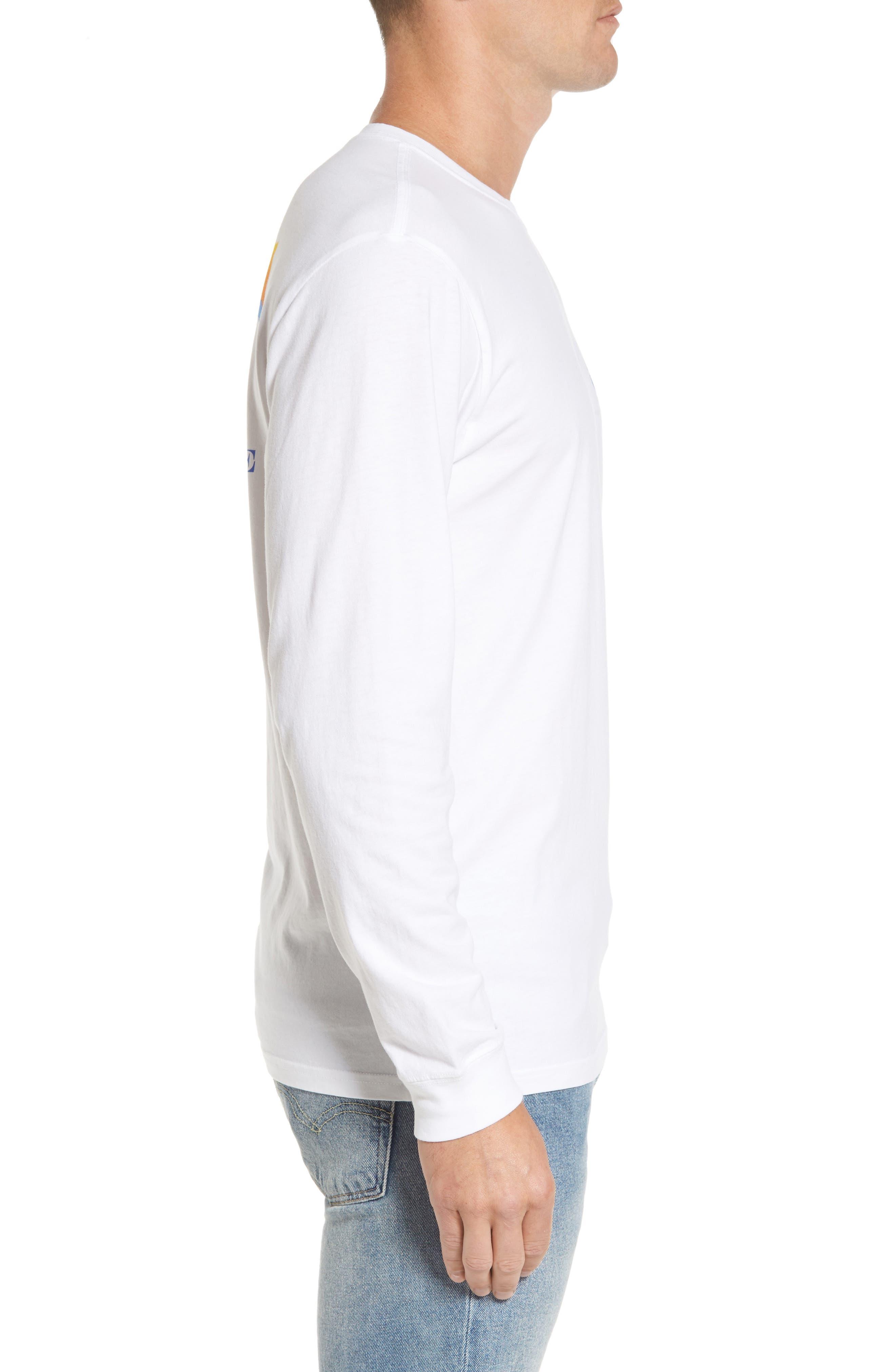 Blue Ridge Bear T-Shirt,                             Alternate thumbnail 3, color,                             Classic White