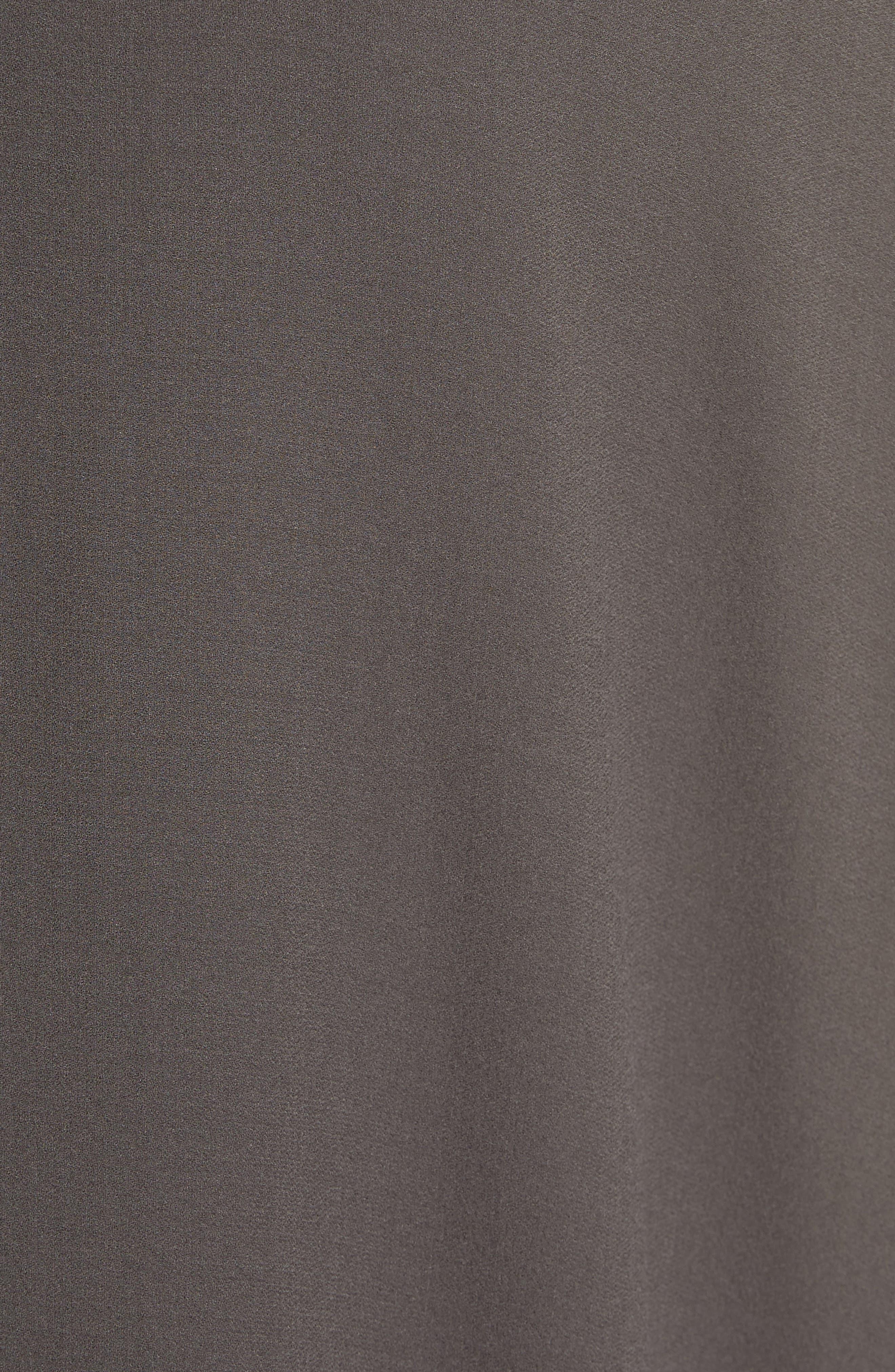 Alternate Image 5  - Eileen Fisher Silk Shift Dress