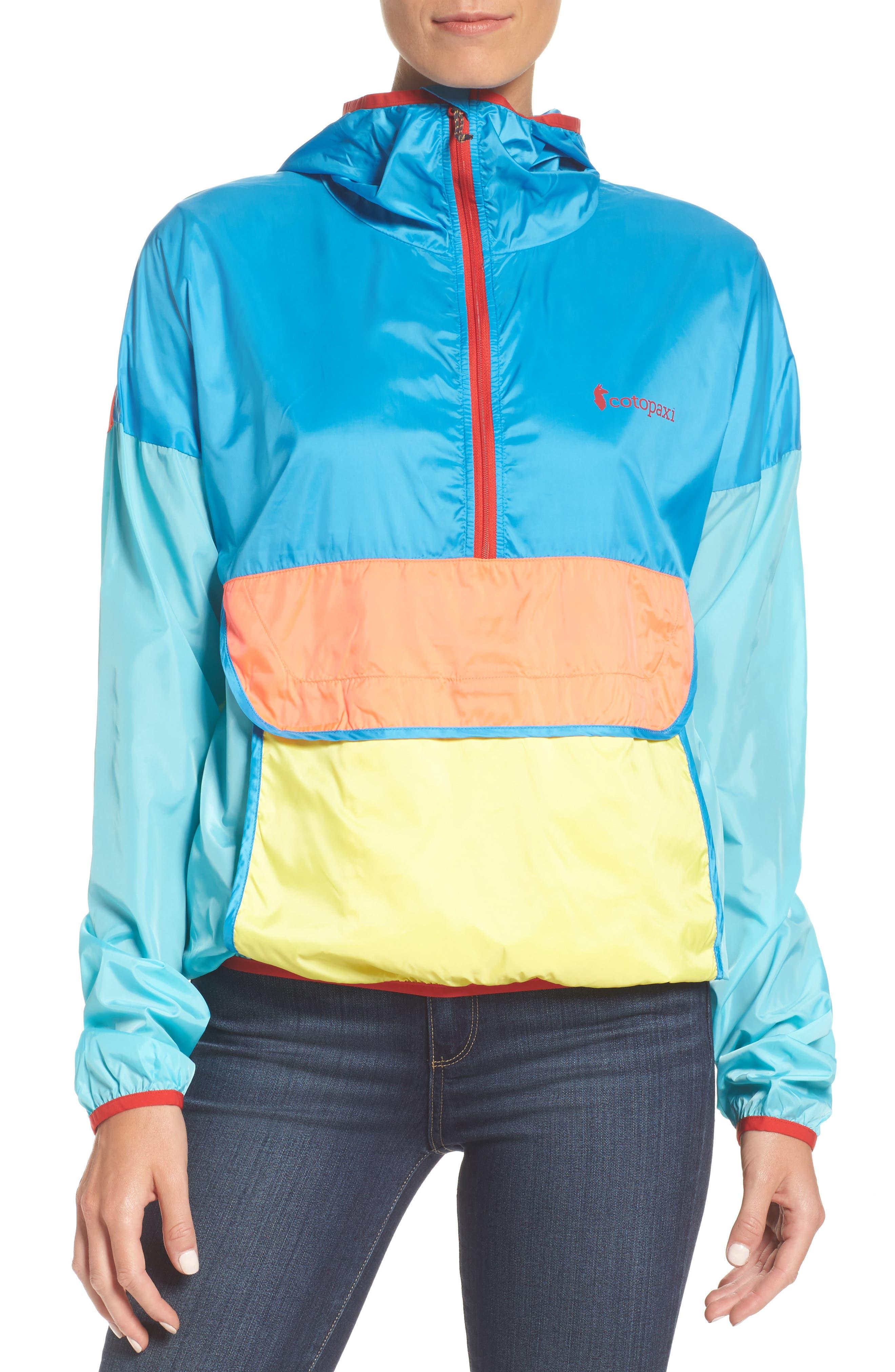 Main Image - Cotopaxi Teca Packable Water Resistant Windbreaker Jacket