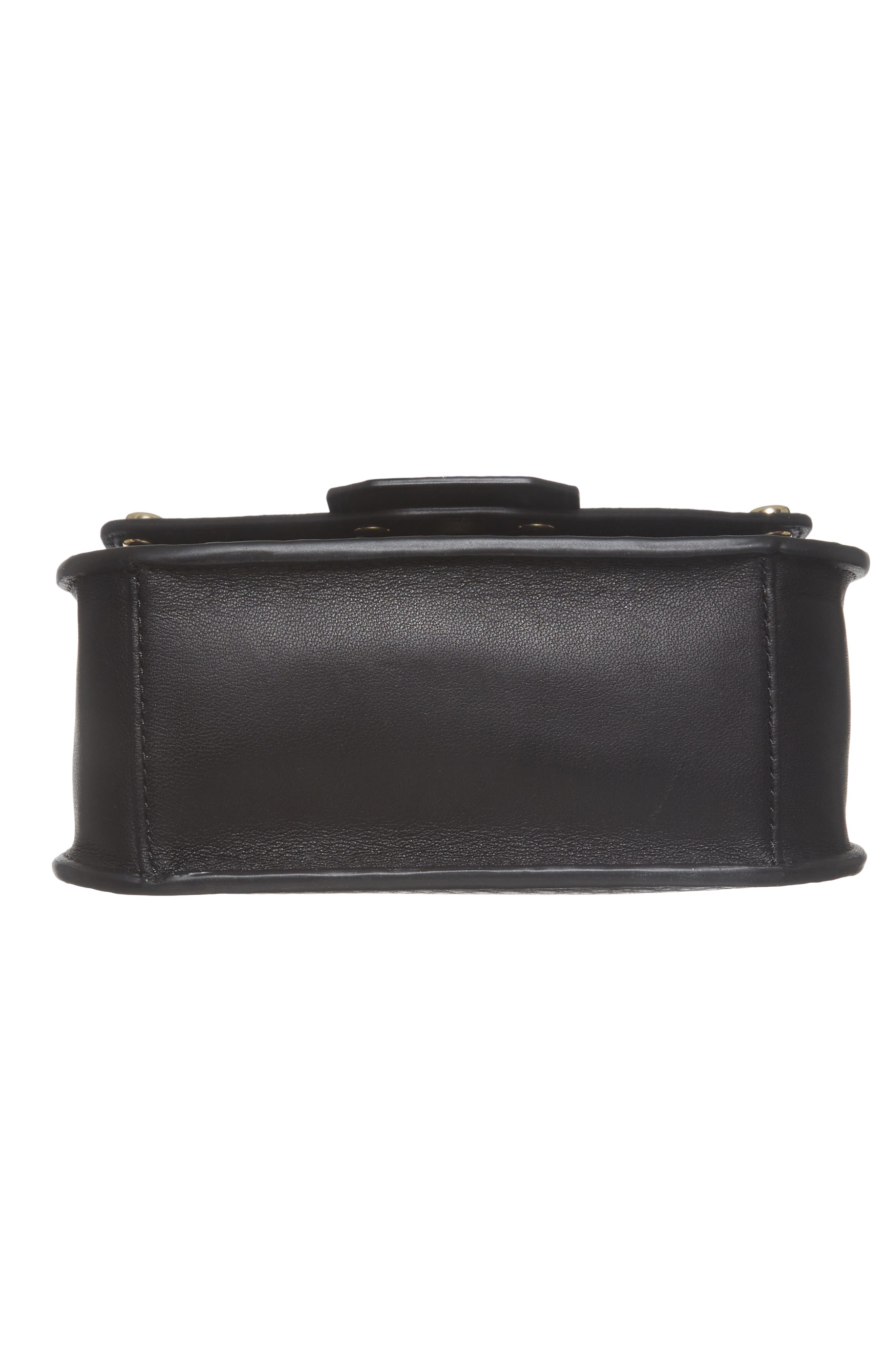 Alternate Image 5  - Mackage Mini Polly Leather Crossbody Bag