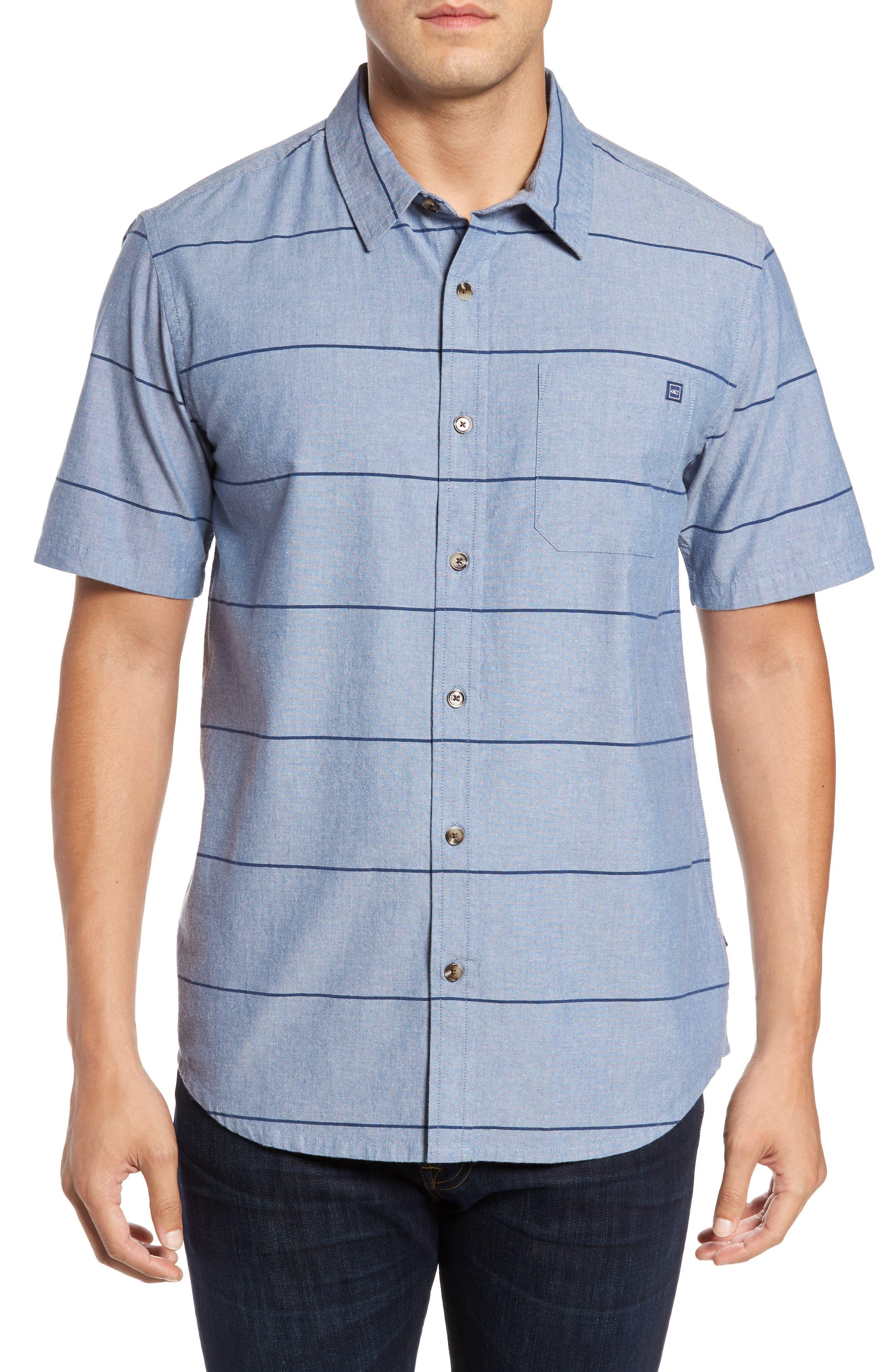 Jack O'Neill Solitude Stripe Sport Shirt
