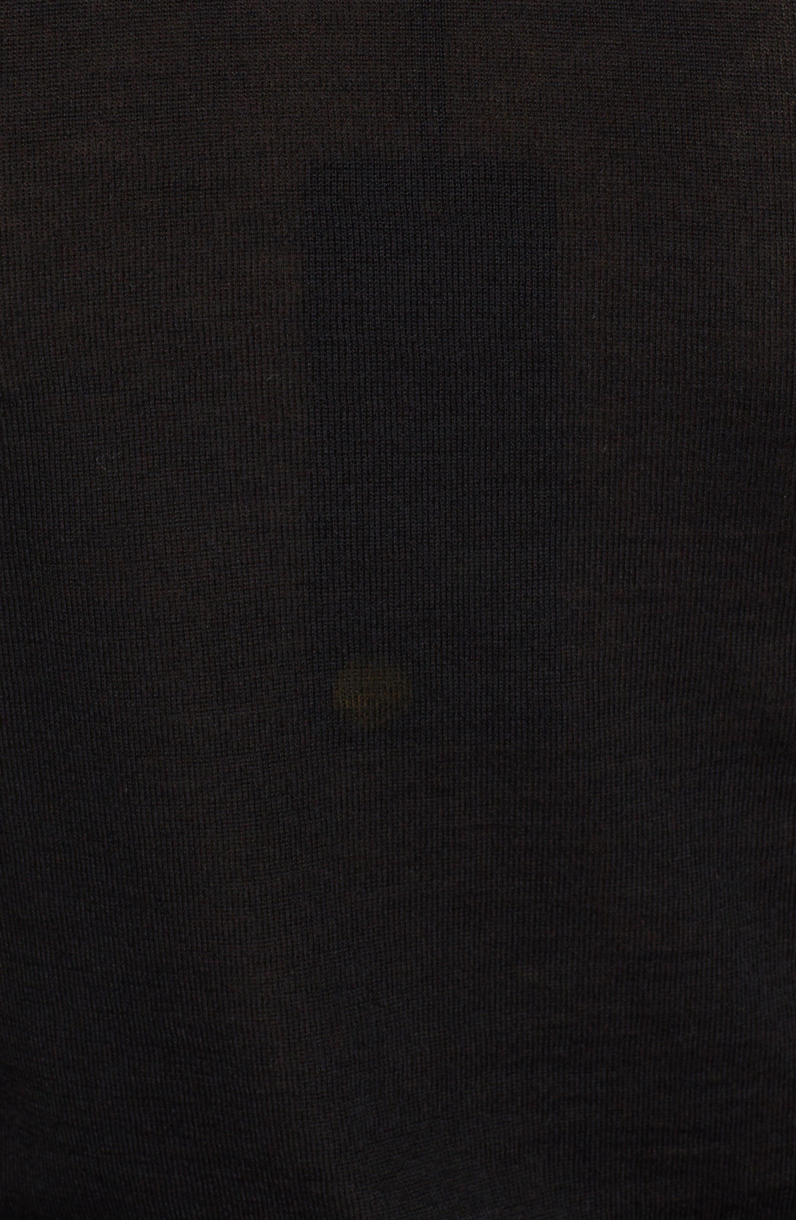 Alternate Image 5  - Dolce&Gabbana Lace Detail Cashmere Shell