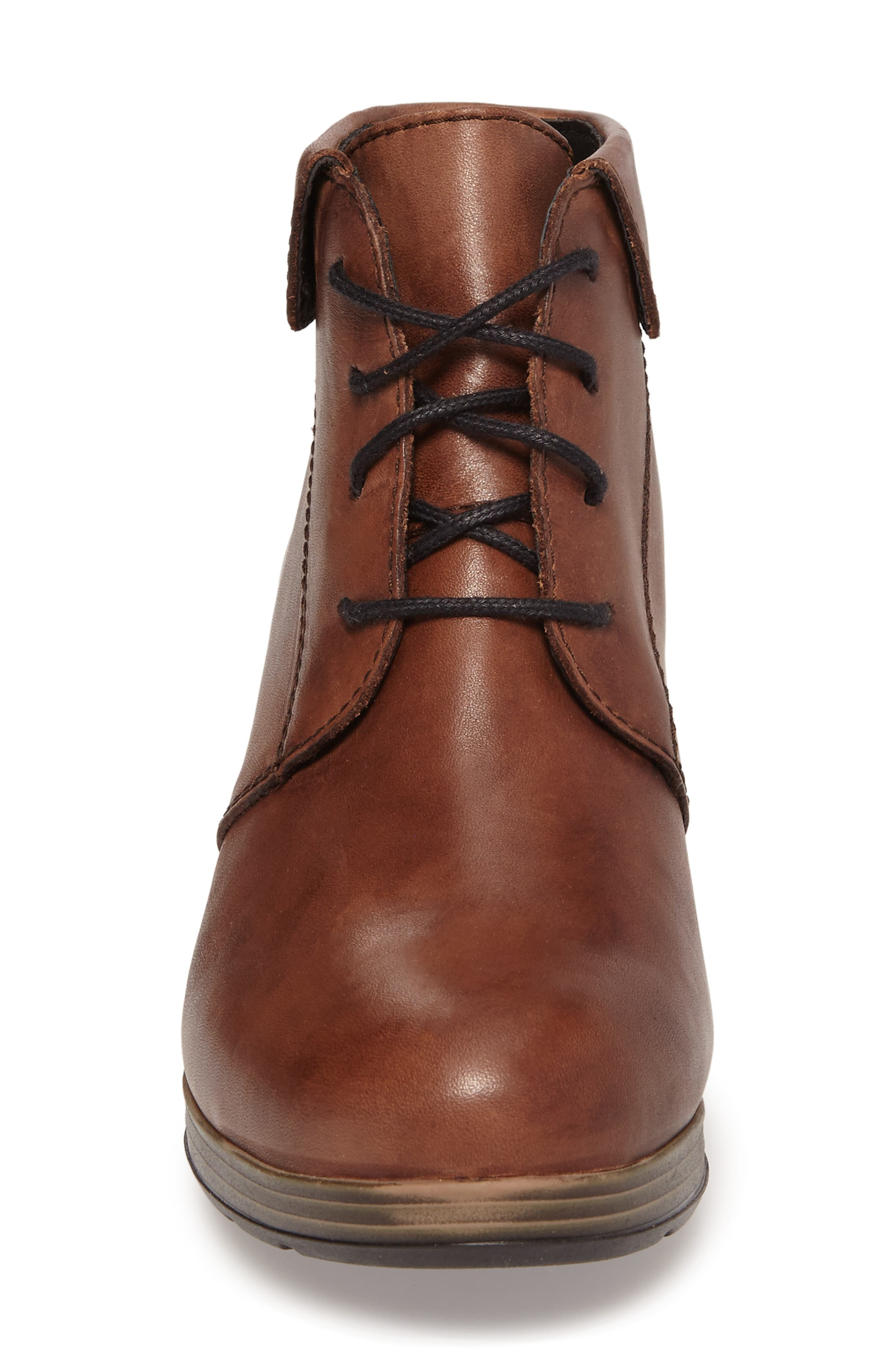 Alternate Image 4  - Wolky 'Jacquerie' Lace-Up Bootie (Women)