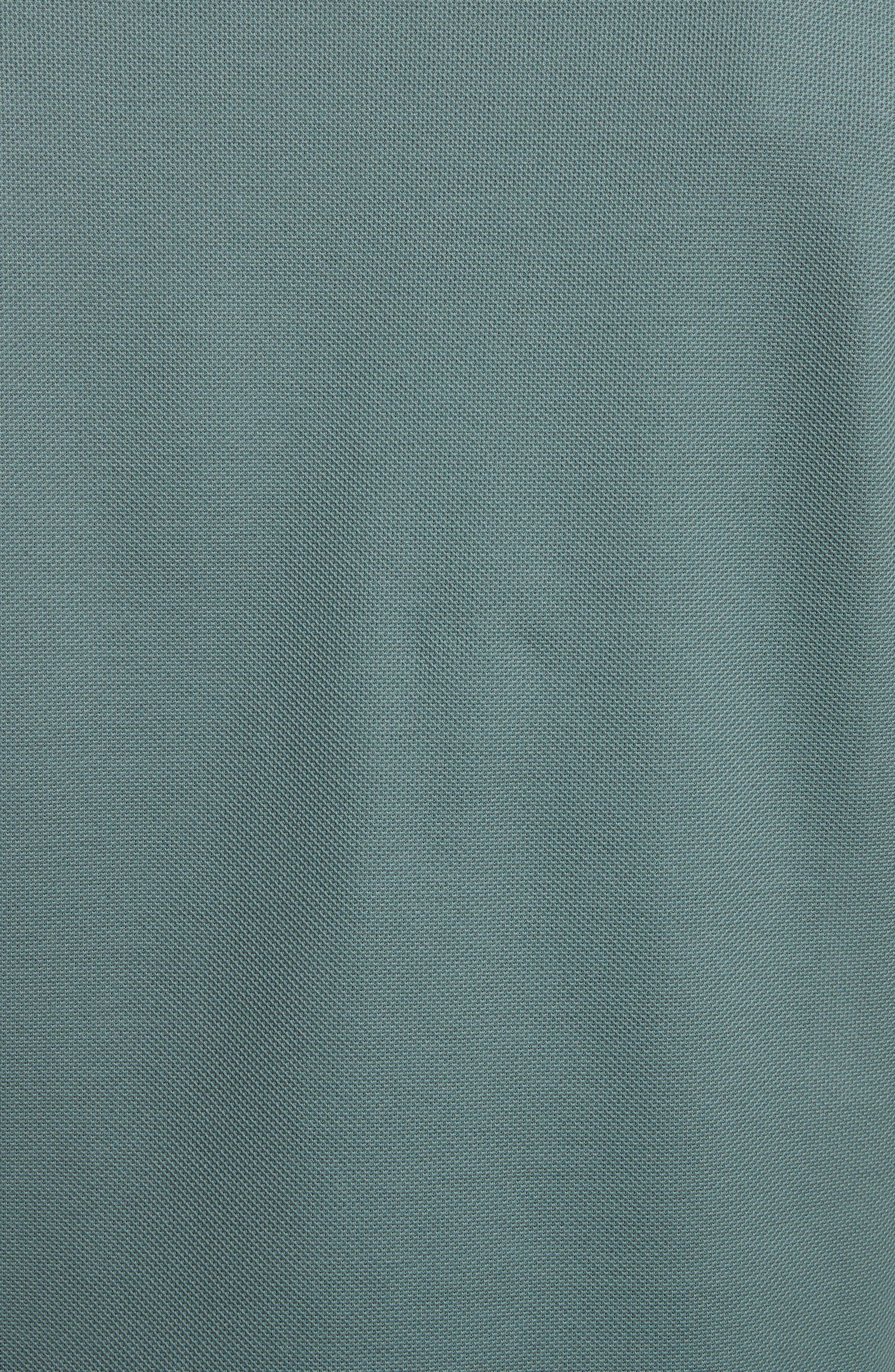Martley Abata Polo,                             Alternate thumbnail 5, color,                             Pale Teal Blue