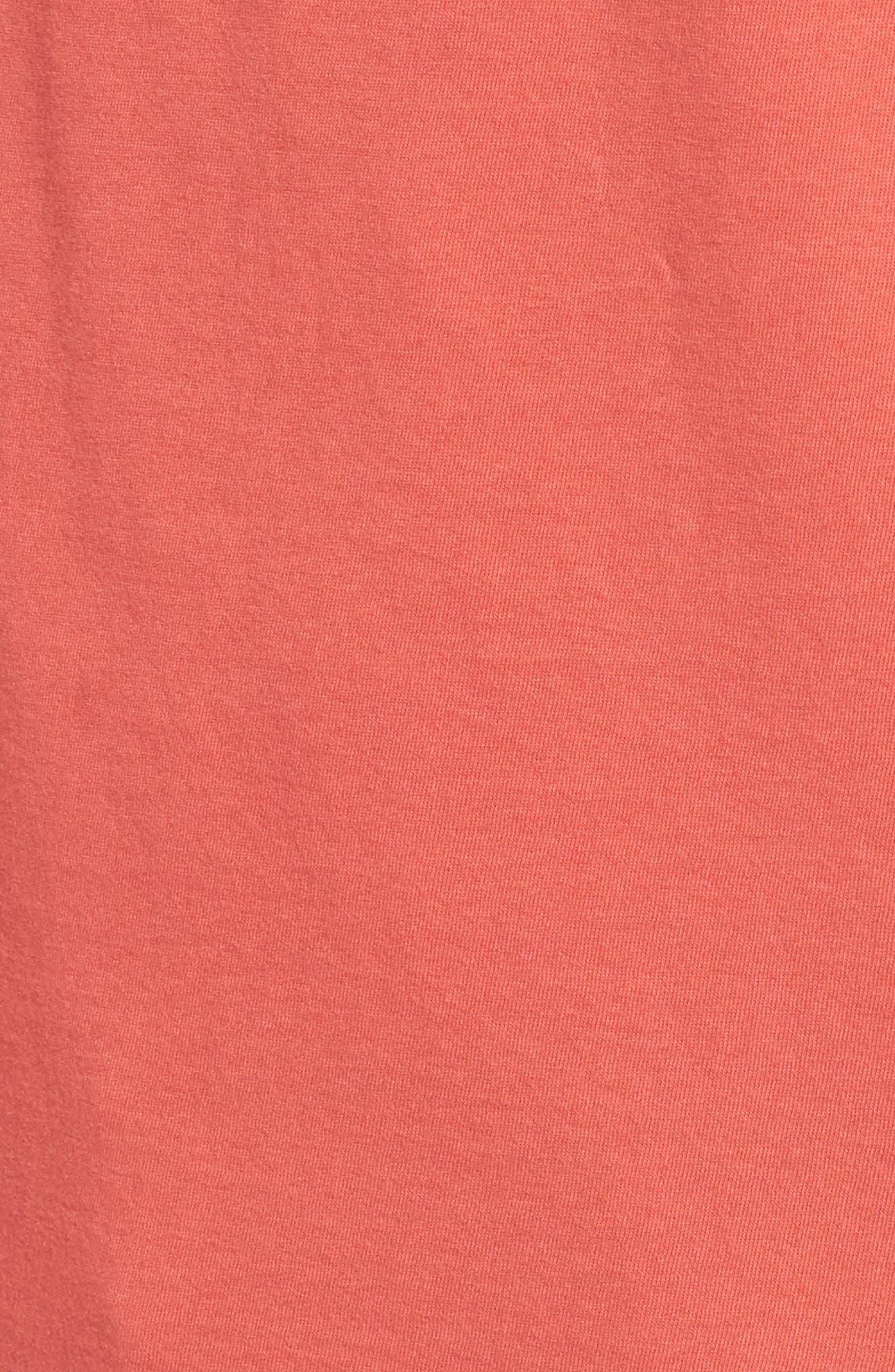 Alternate Image 5  - RVCA Mowgli Logo T-Shirt