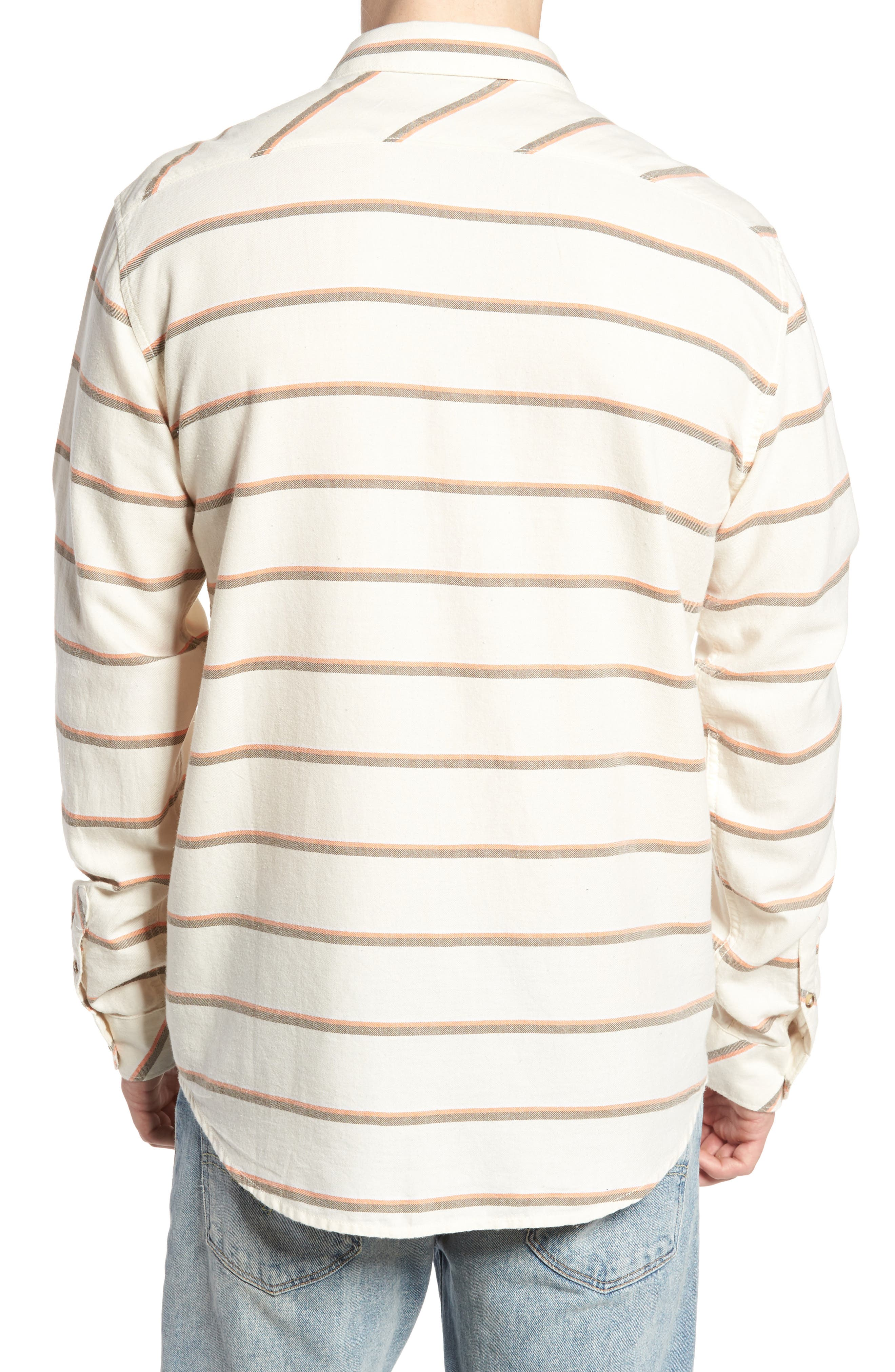 Alternate Image 2  - Billabong Freemont Flannel Shirt
