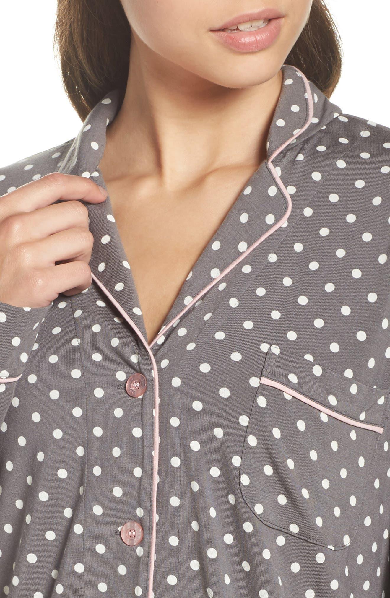 Alternate Image 5  - PJ Salvage Long Pajamas