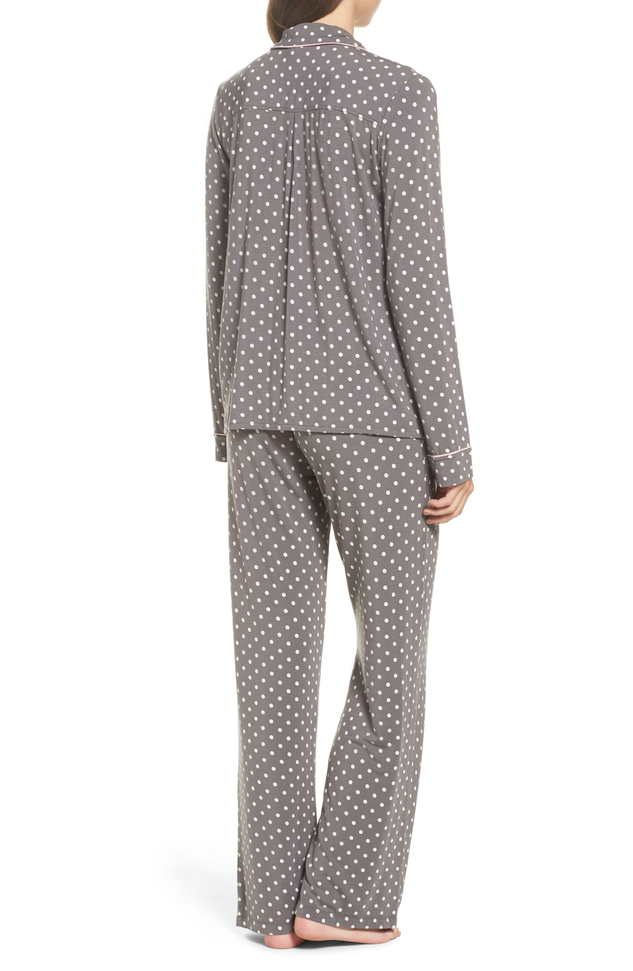 Alternate Image 2  - PJ Salvage Long Pajamas