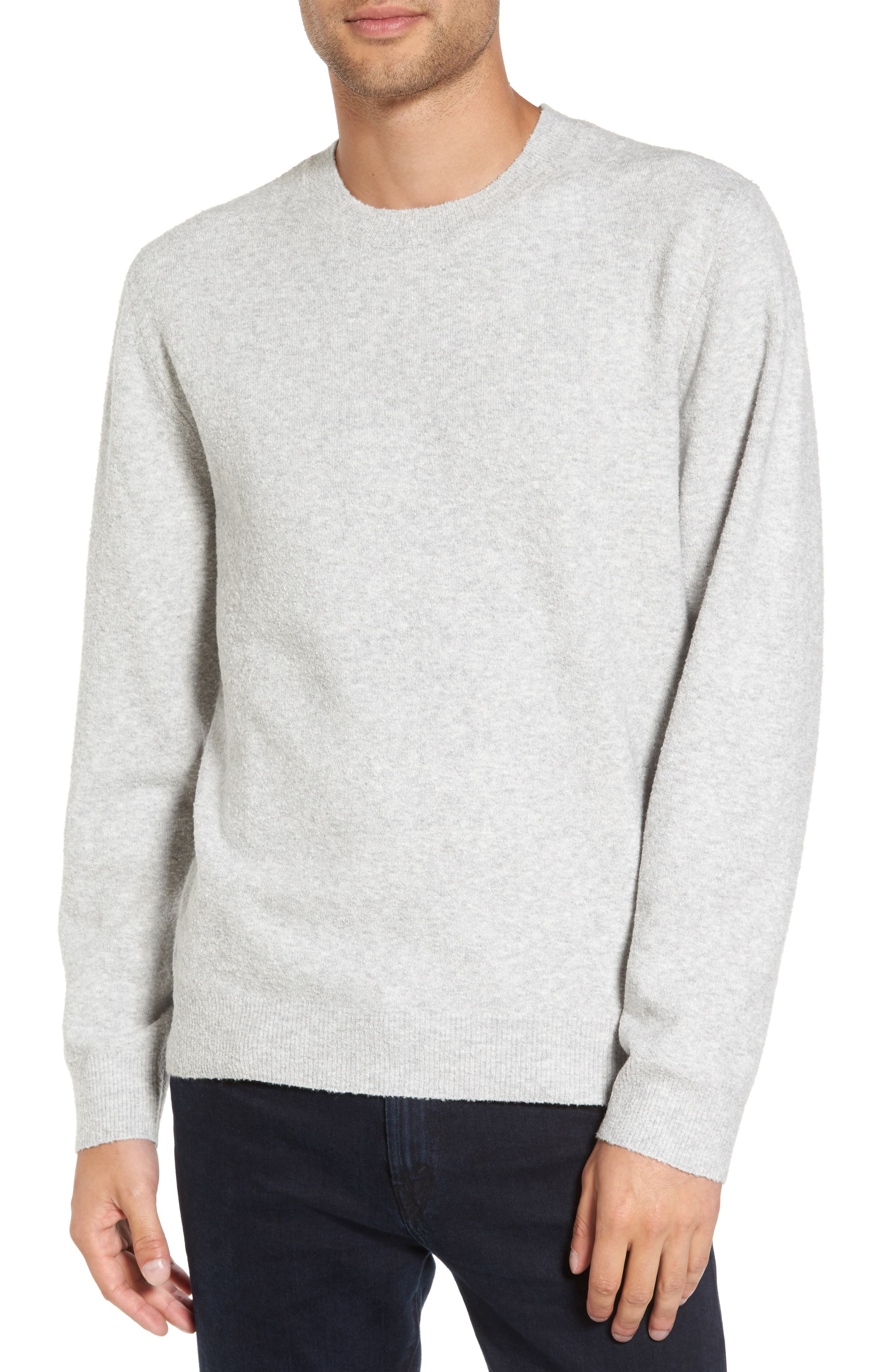 Nathaniel Classic Fit Sweater,                             Main thumbnail 1, color,                             Lunar Surface