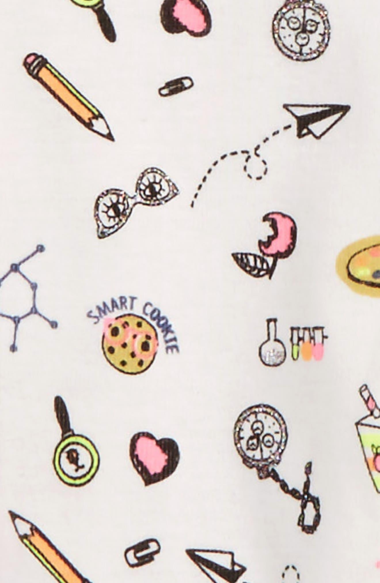 Alternate Image 2  - Rosie Pope Smart Cookie 2-Pack Print Pants (Baby Girls)