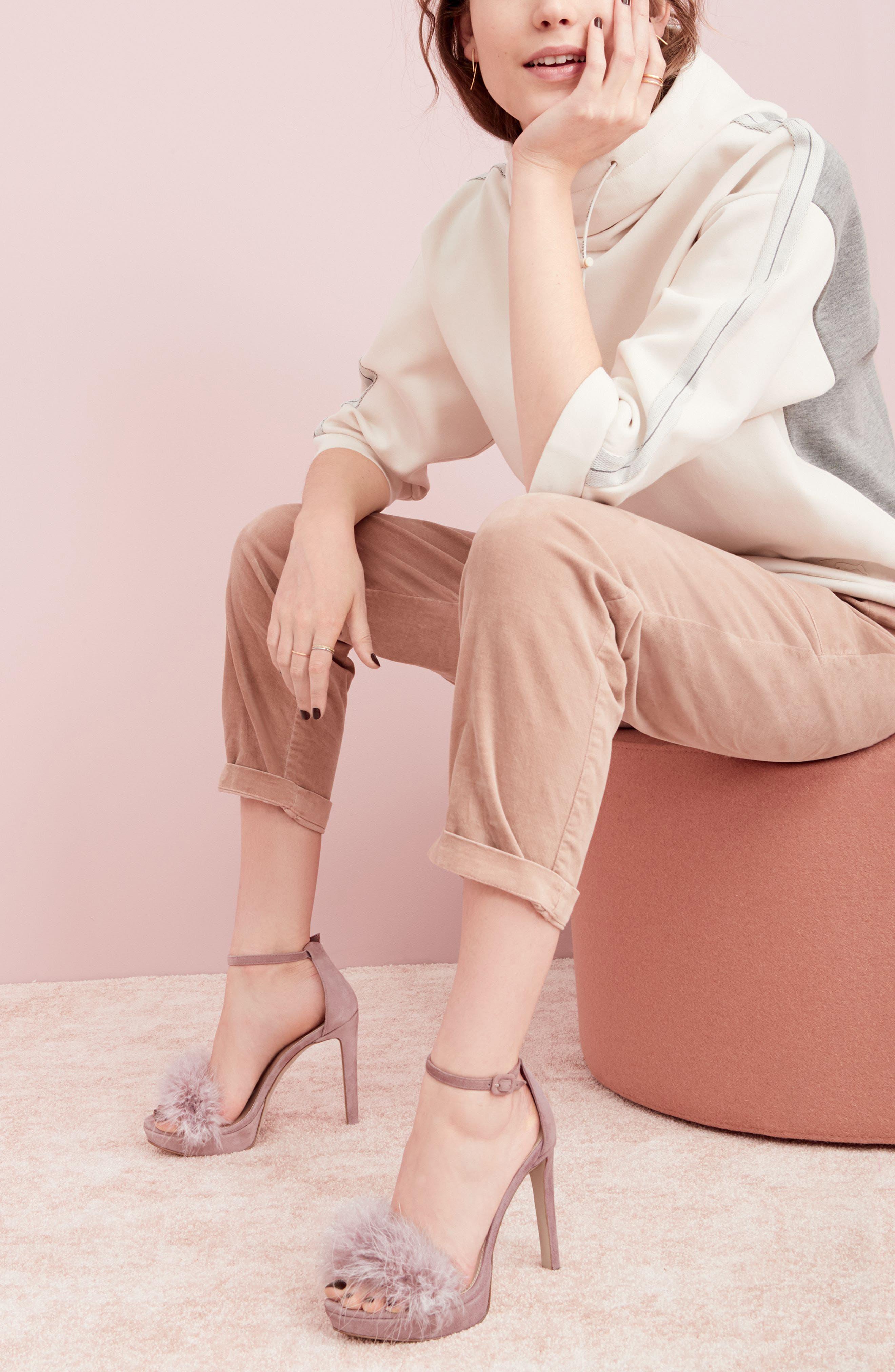 Alternate Image 7  - Steve Madden Clutch Ankle Strap Sandal (Women)