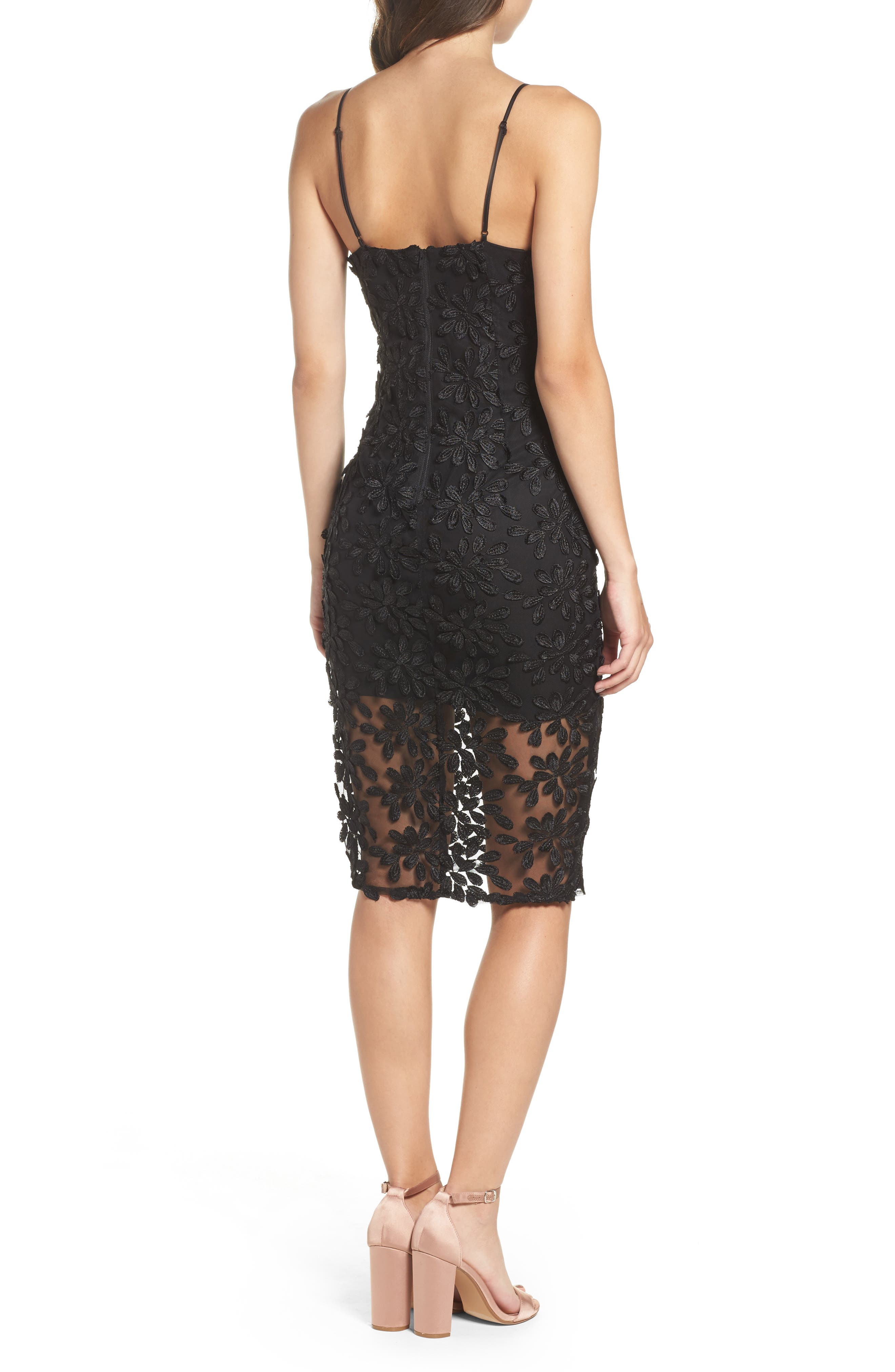 Alternate Image 2  - Bardot Fiona Lace Dress