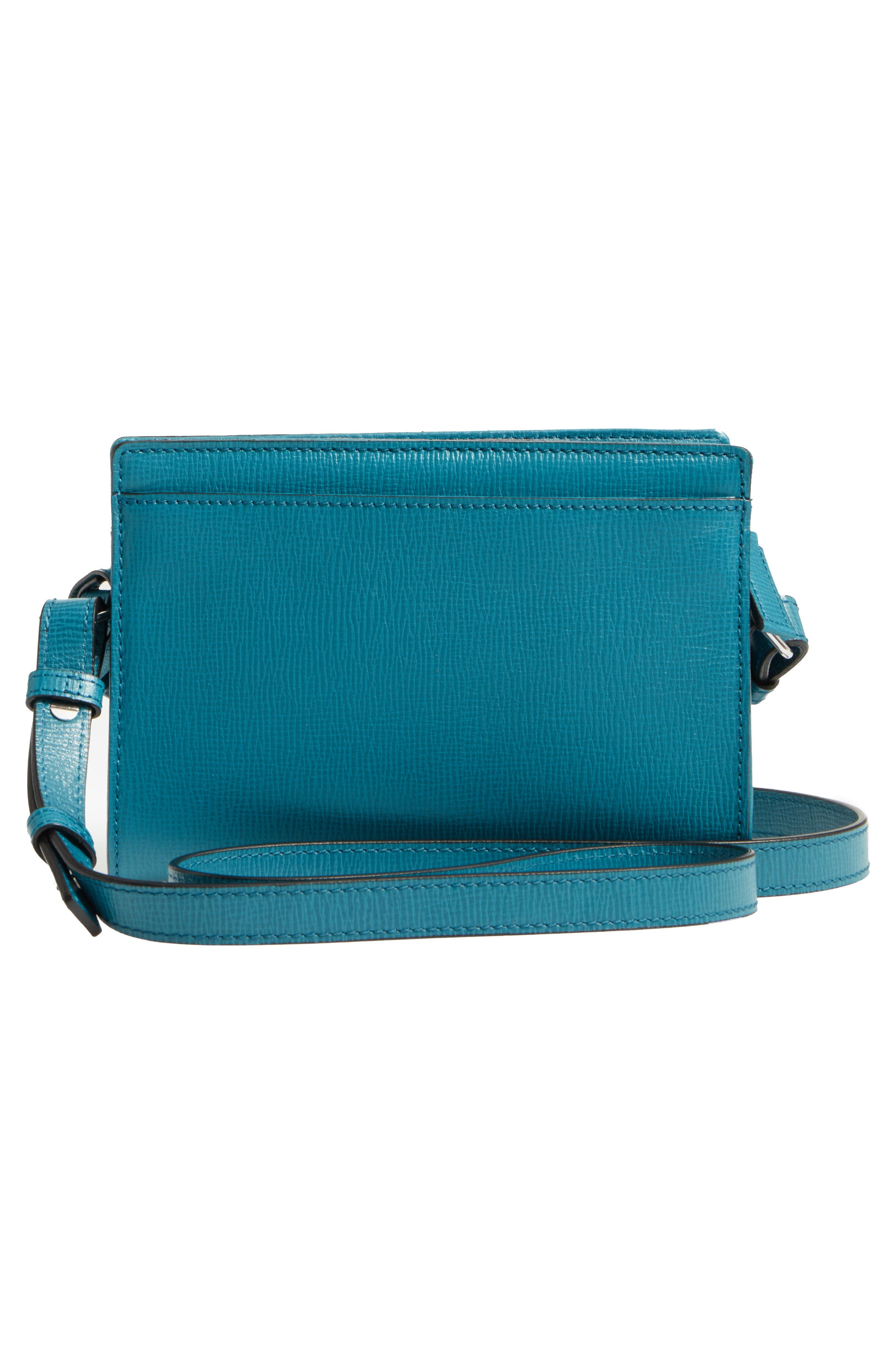 Alternate Image 2  - LODIS Los Angeles Business Chic Pheobe RFID-Protected Leather Crossbody Bag