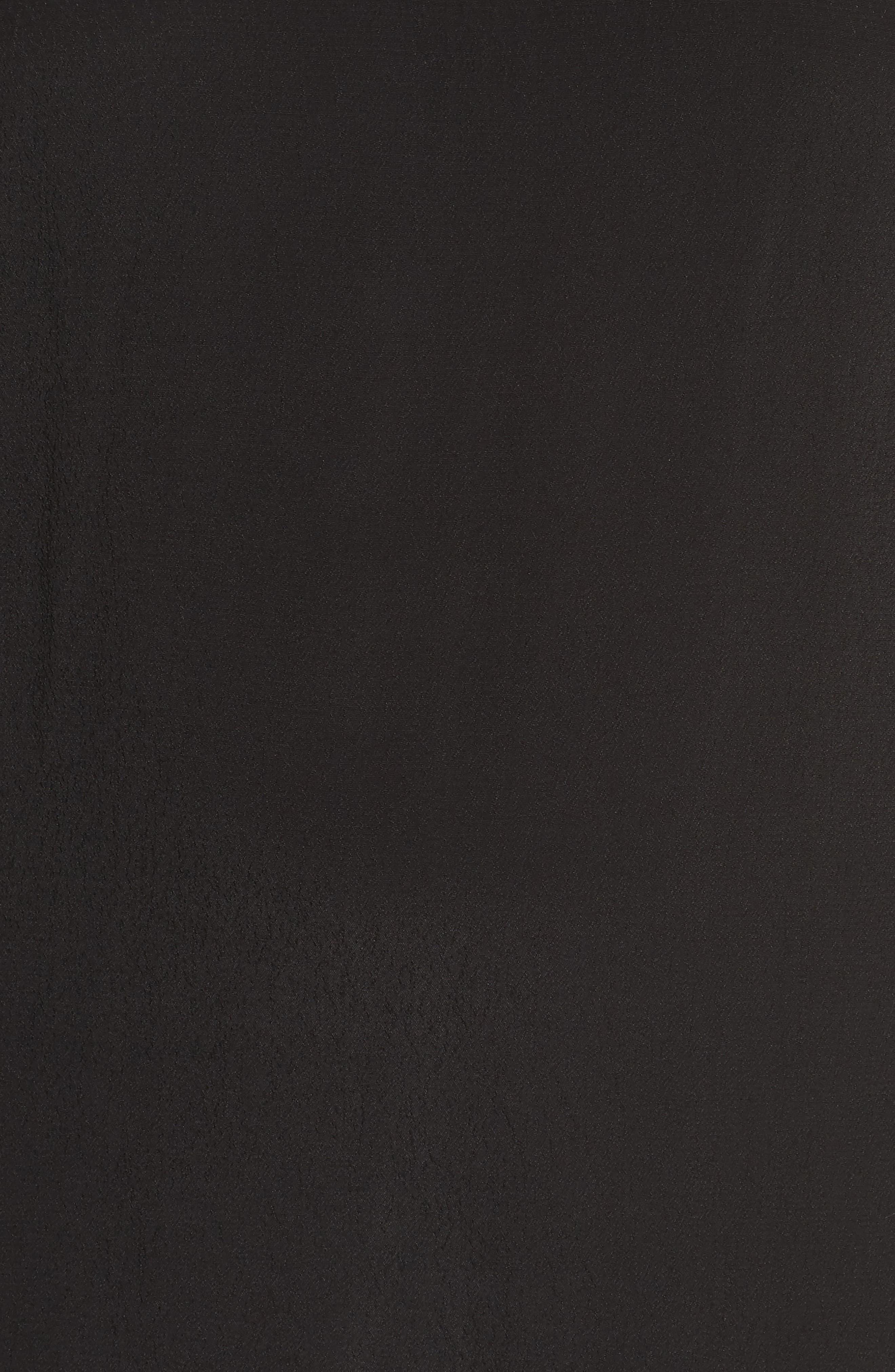 Jolie Lace Accent Cover-Up Dress,                             Alternate thumbnail 4, color,                             Black