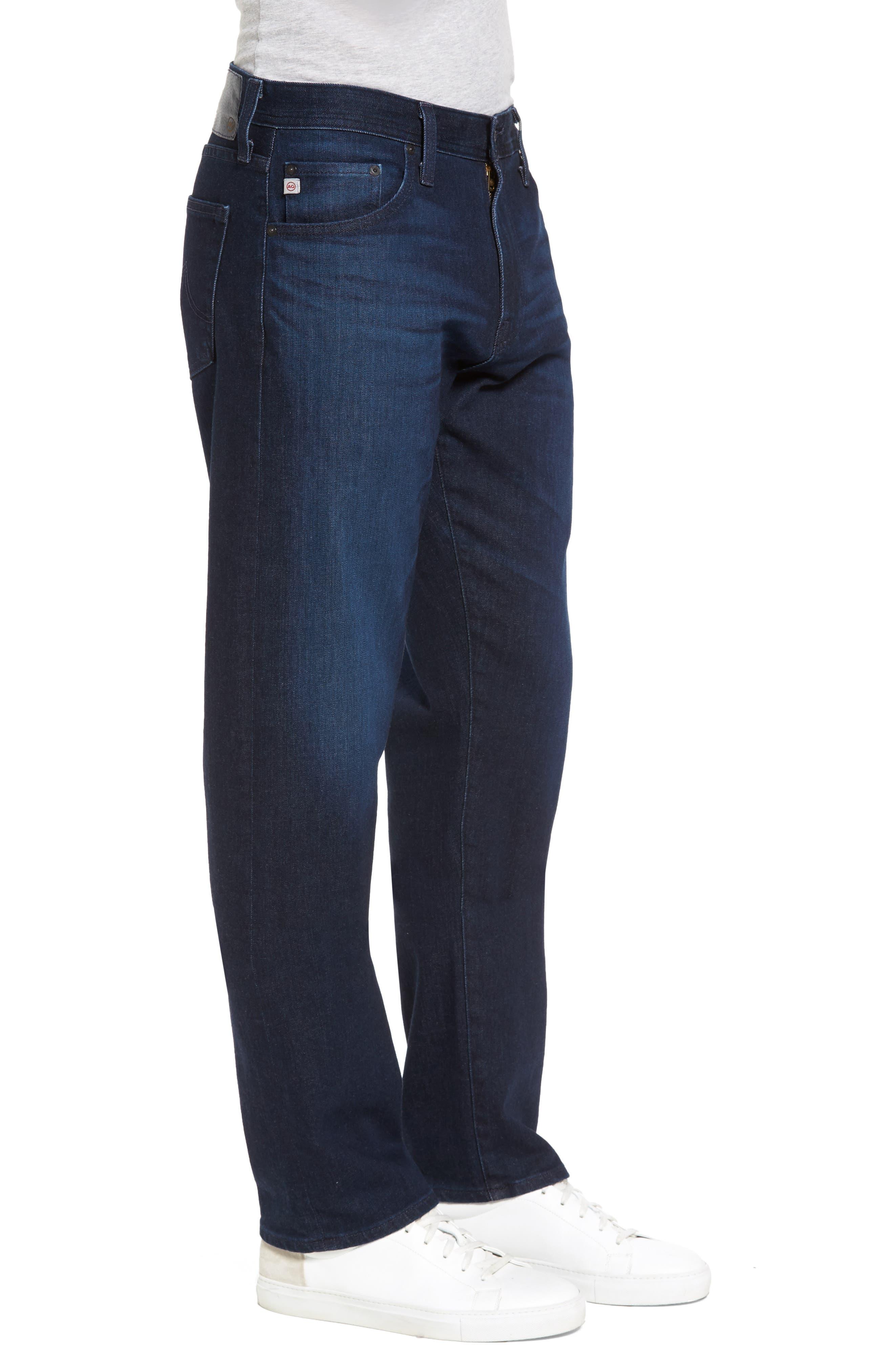 Alternate Image 3  - AG Ives Straight Leg Jeans (Vibe)
