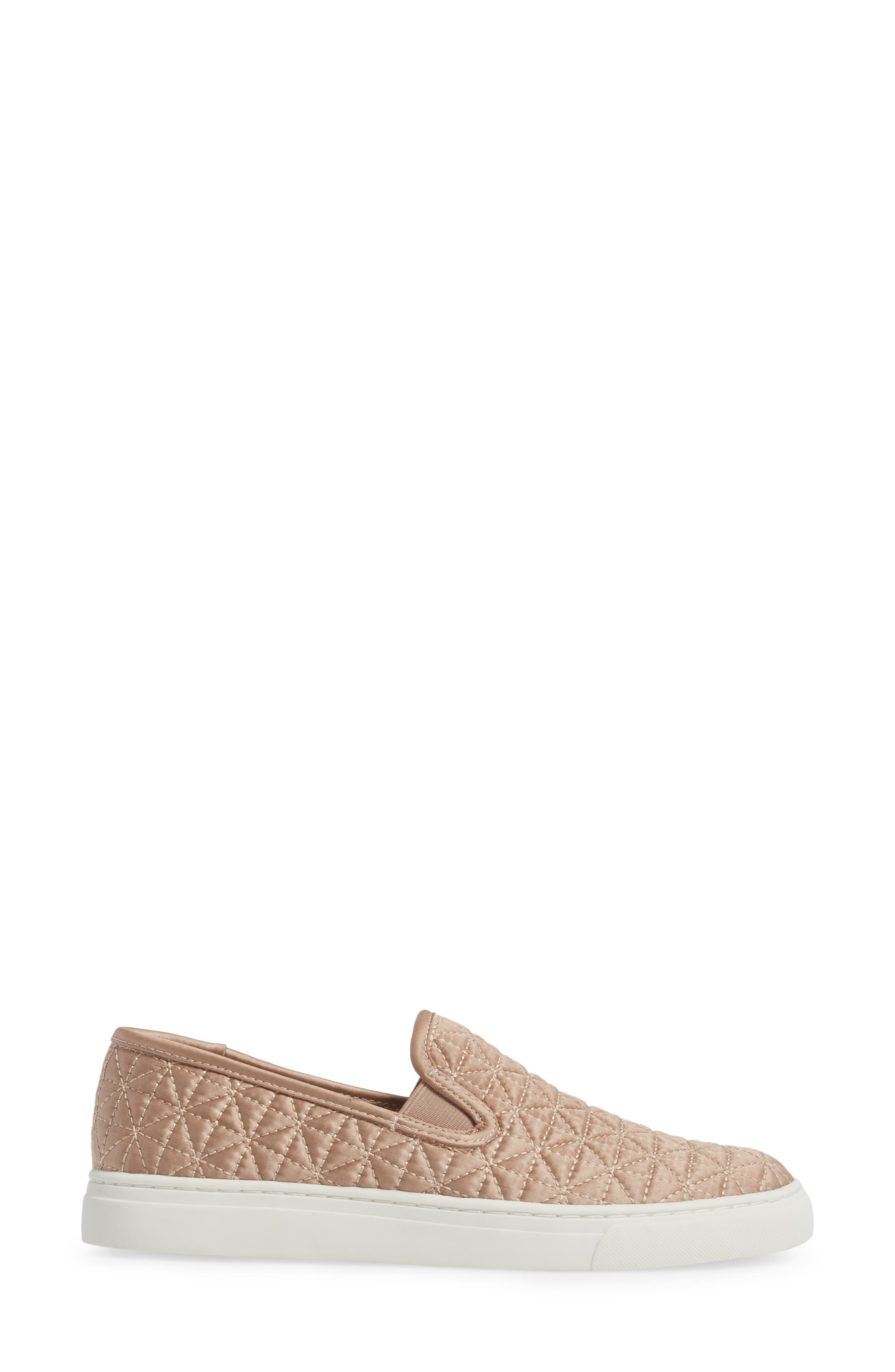 Alternate Image 3  - Vince Camuto Billena Quilted Slip-On Sneaker (Women)