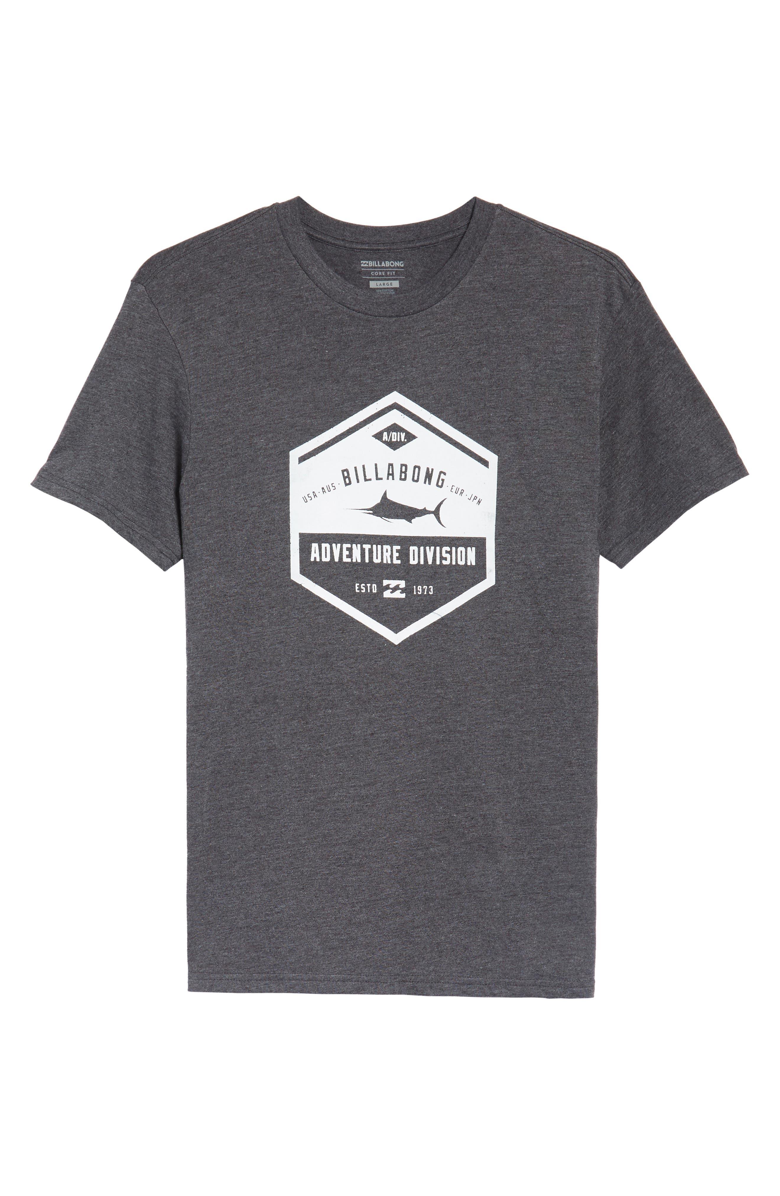 Alternate Image 6  - Billabong Trade Winds Graphic T-Shirt