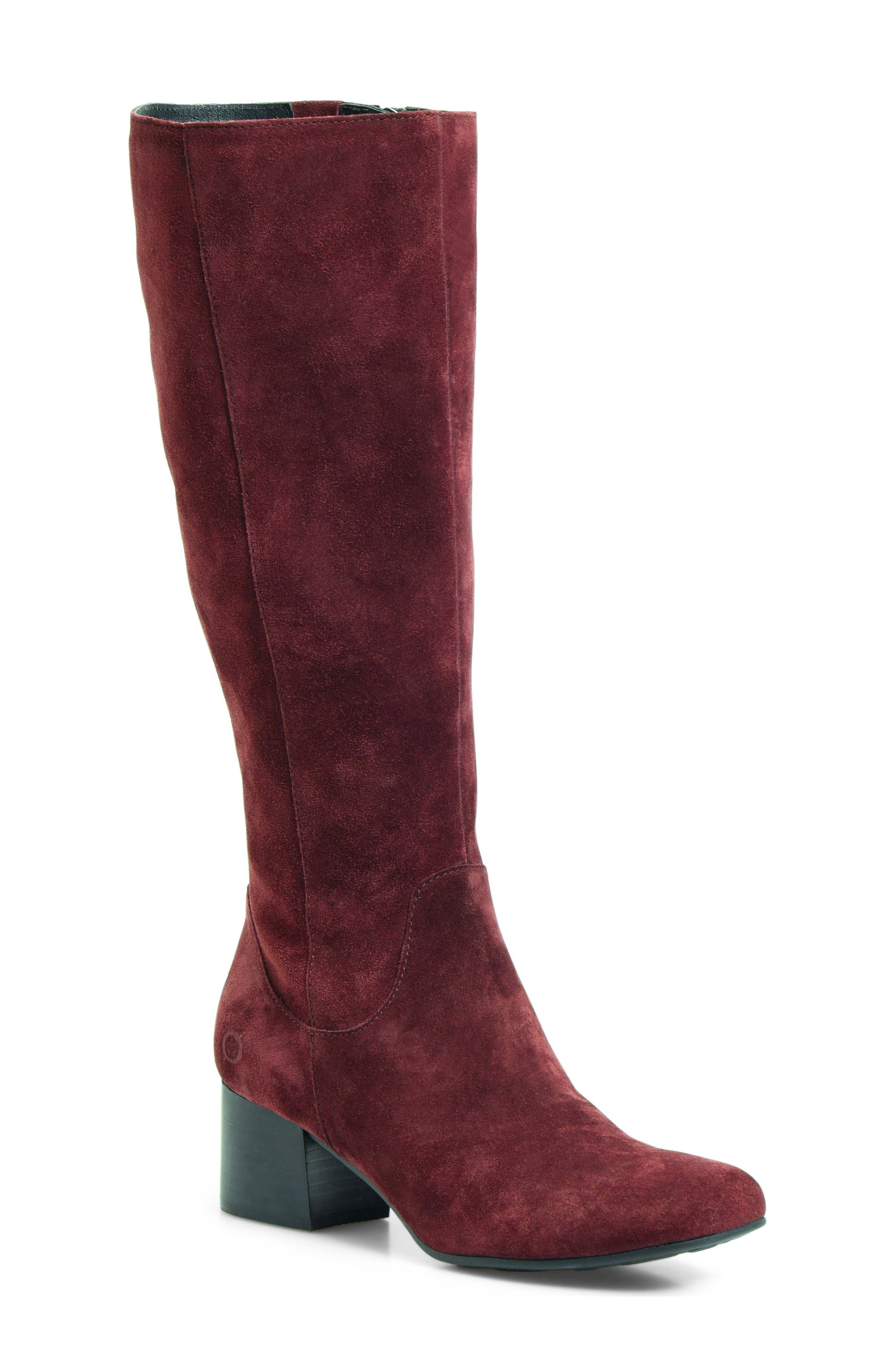 Alternate Image 1 Selected - Børn Avala Knee High Boot (Women)