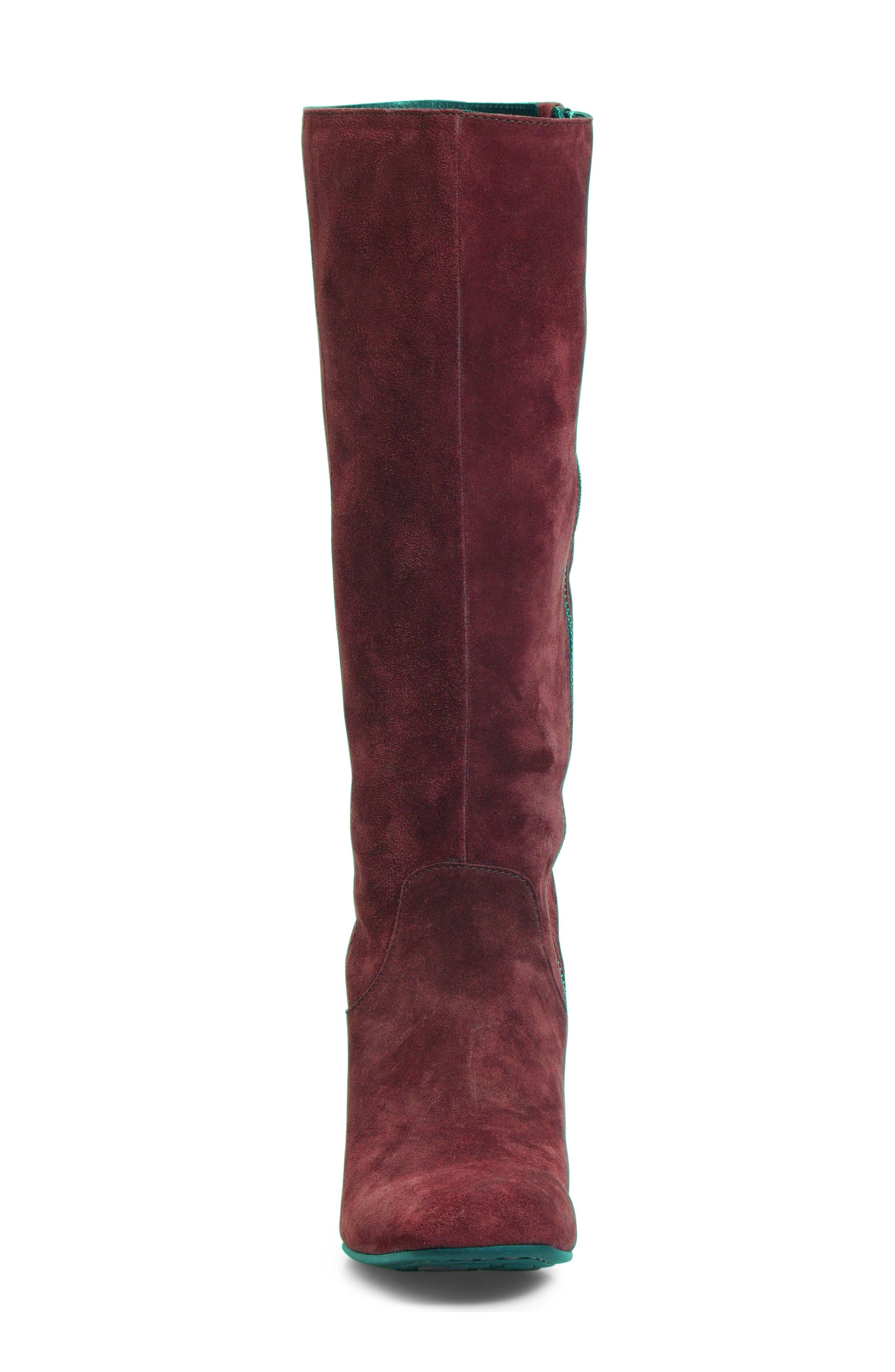 Alternate Image 4  - Børn Avala Knee High Boot (Women)