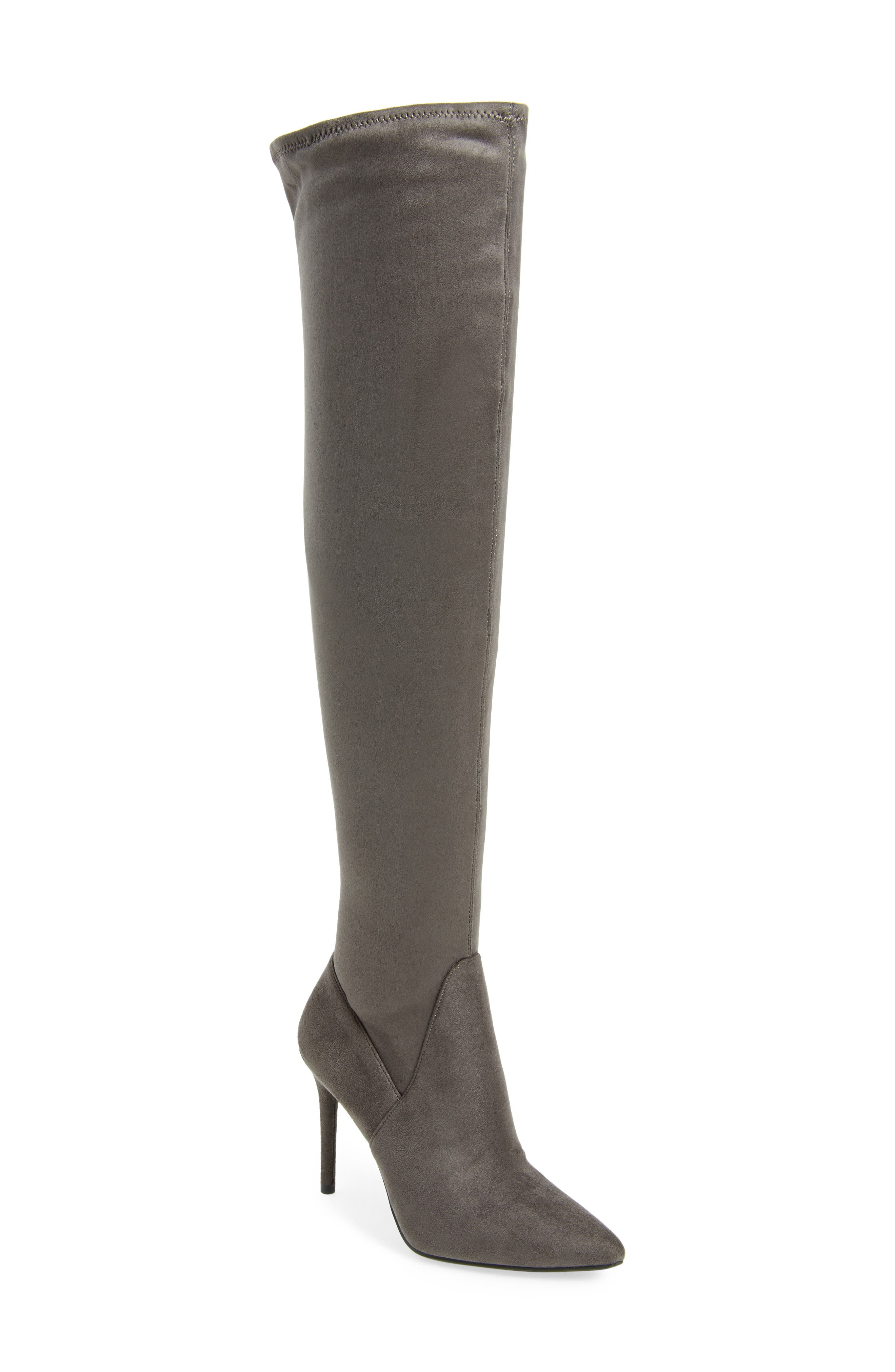 Alternate Image 1 Selected - Jessica Simpson Loring Stretch Over the Knee Boot