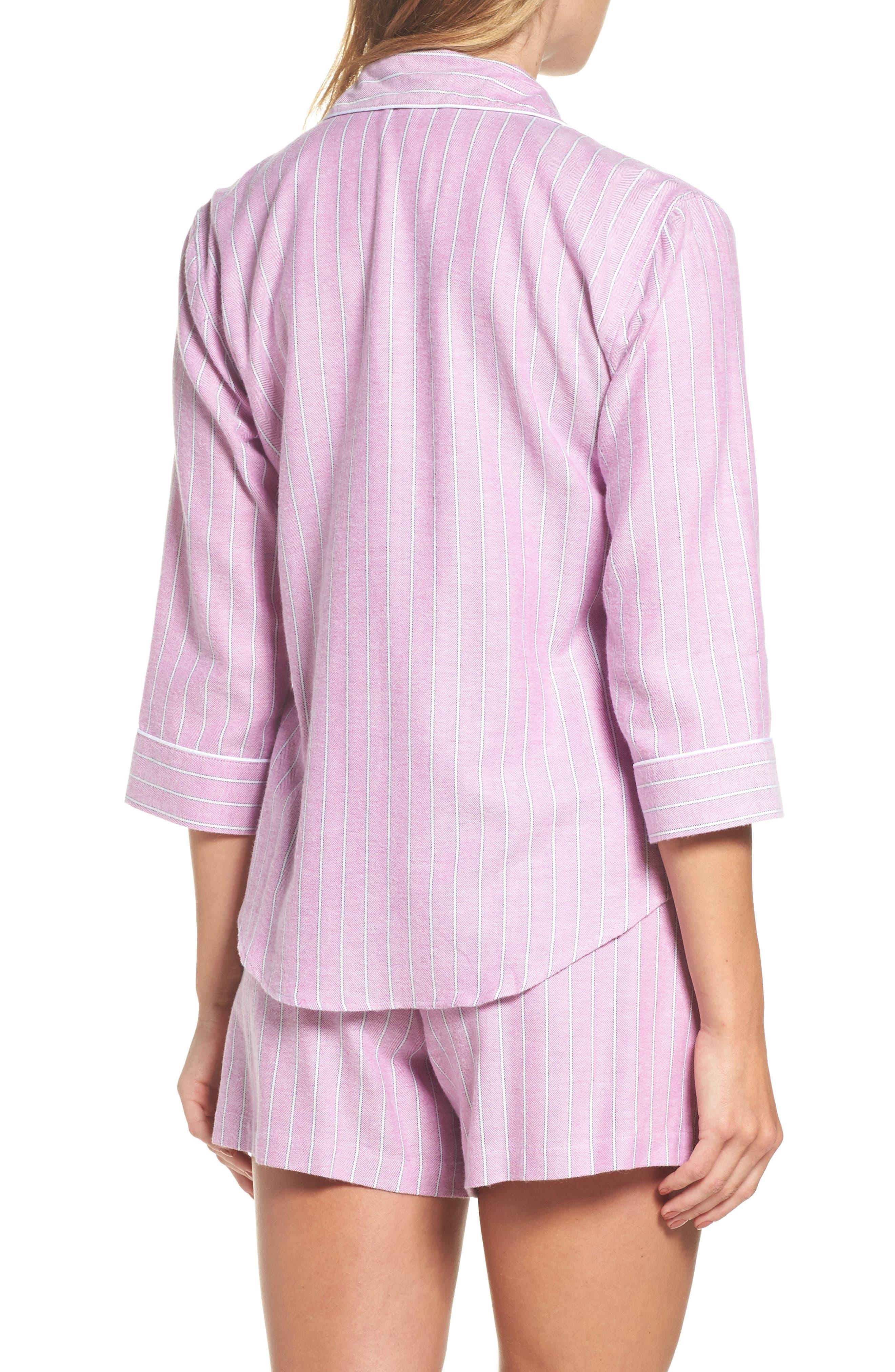 Alternate Image 2  - Lauren Ralph Lauren Short Pajamas