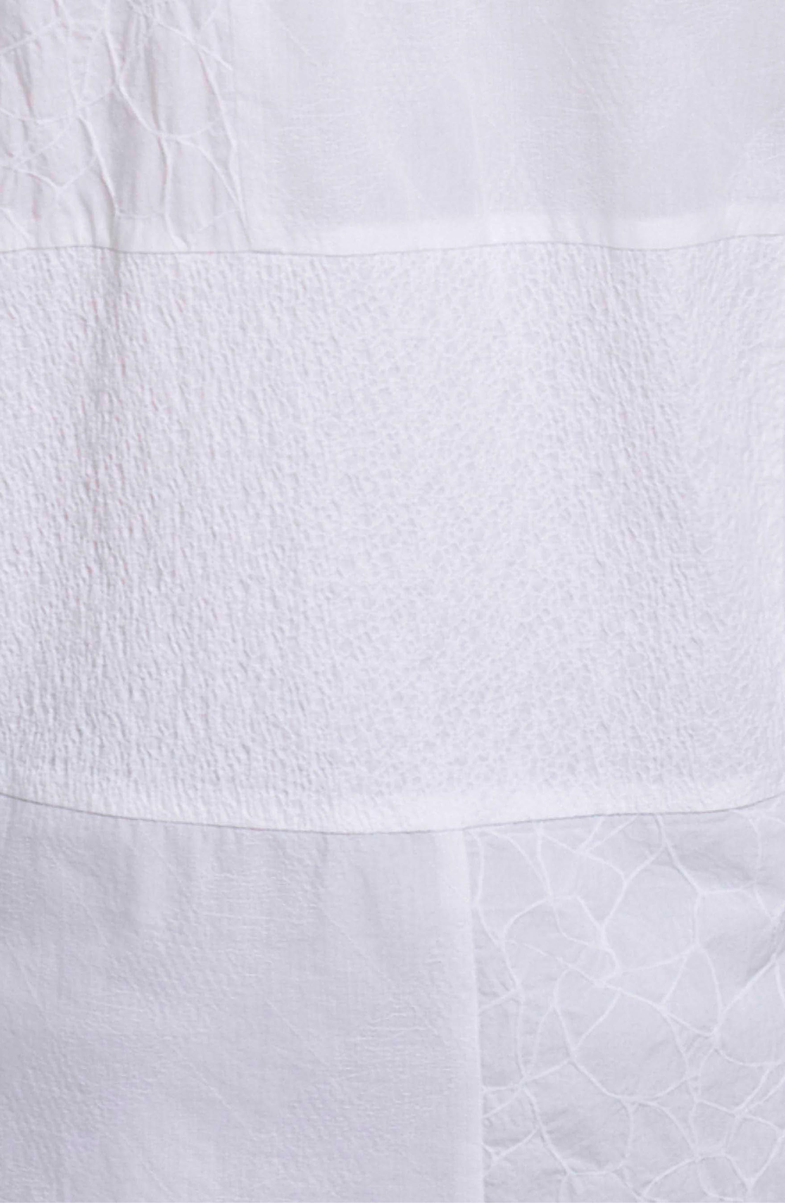 Duke Classic Fit Sport Shirt,                             Alternate thumbnail 6, color,                             White