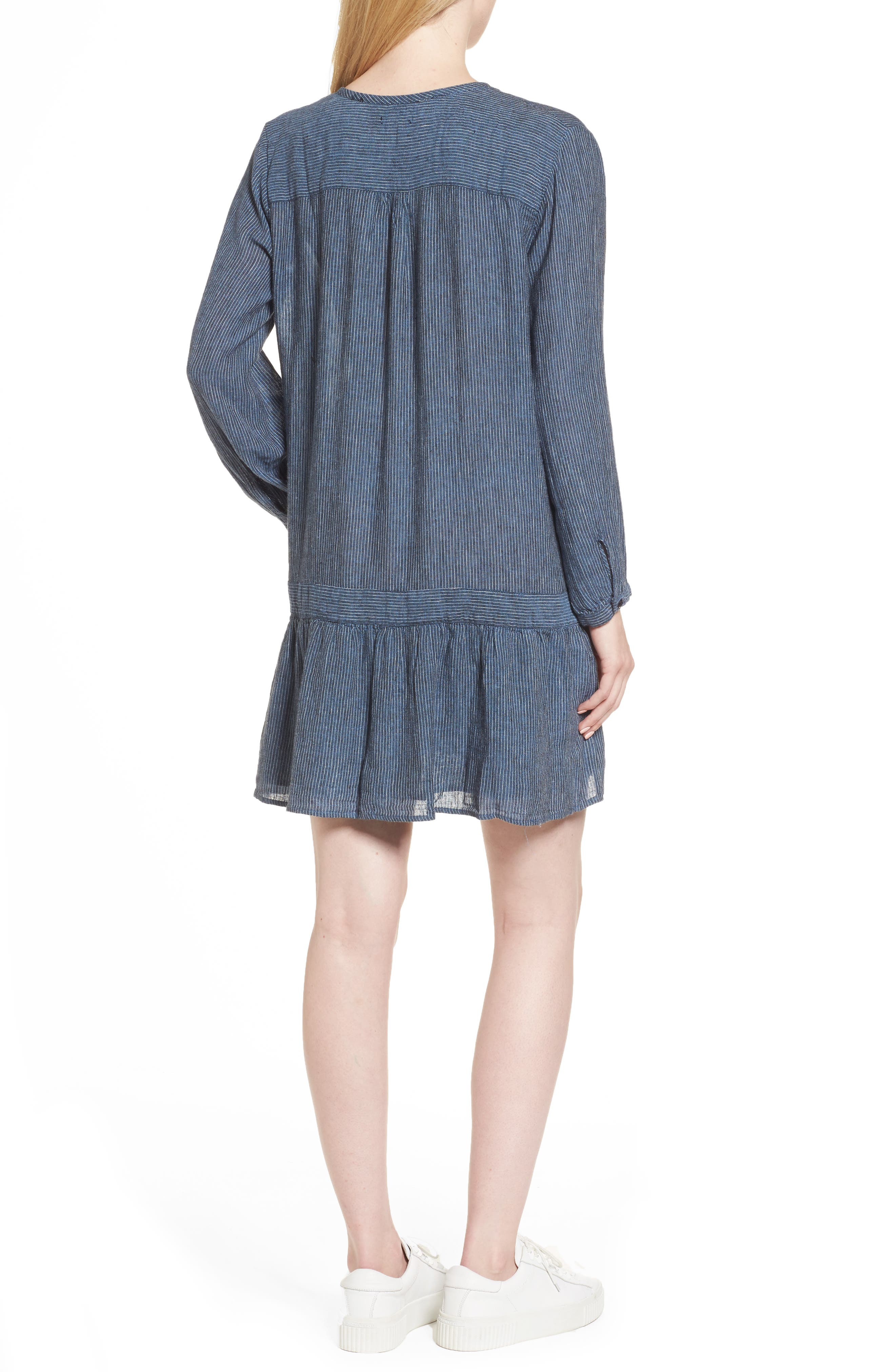 Alternate Image 2  - Rails Lydia Stripe Dress
