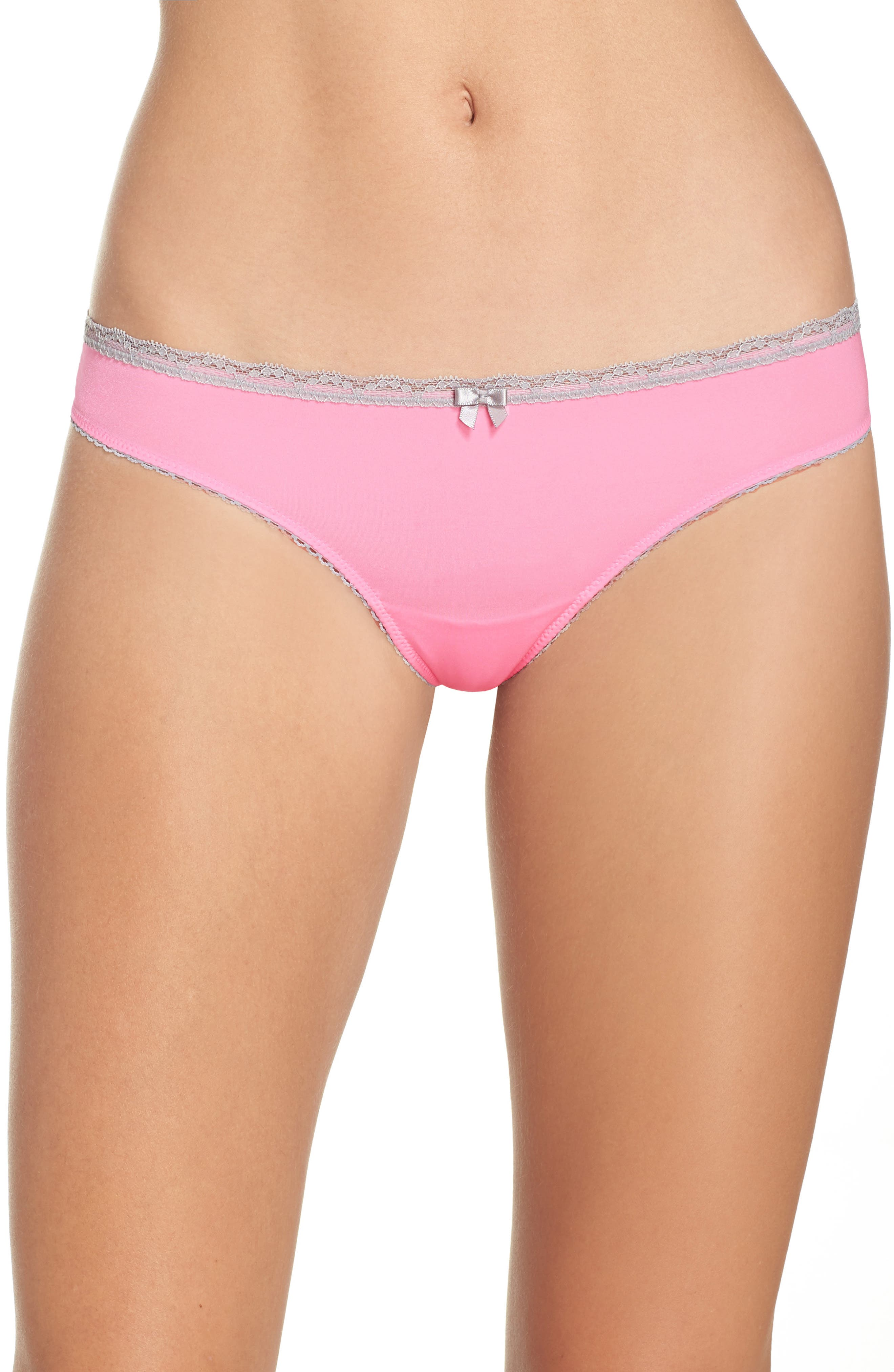 Betsey Johnson Perfectly Sexy Thong (3 for $33)
