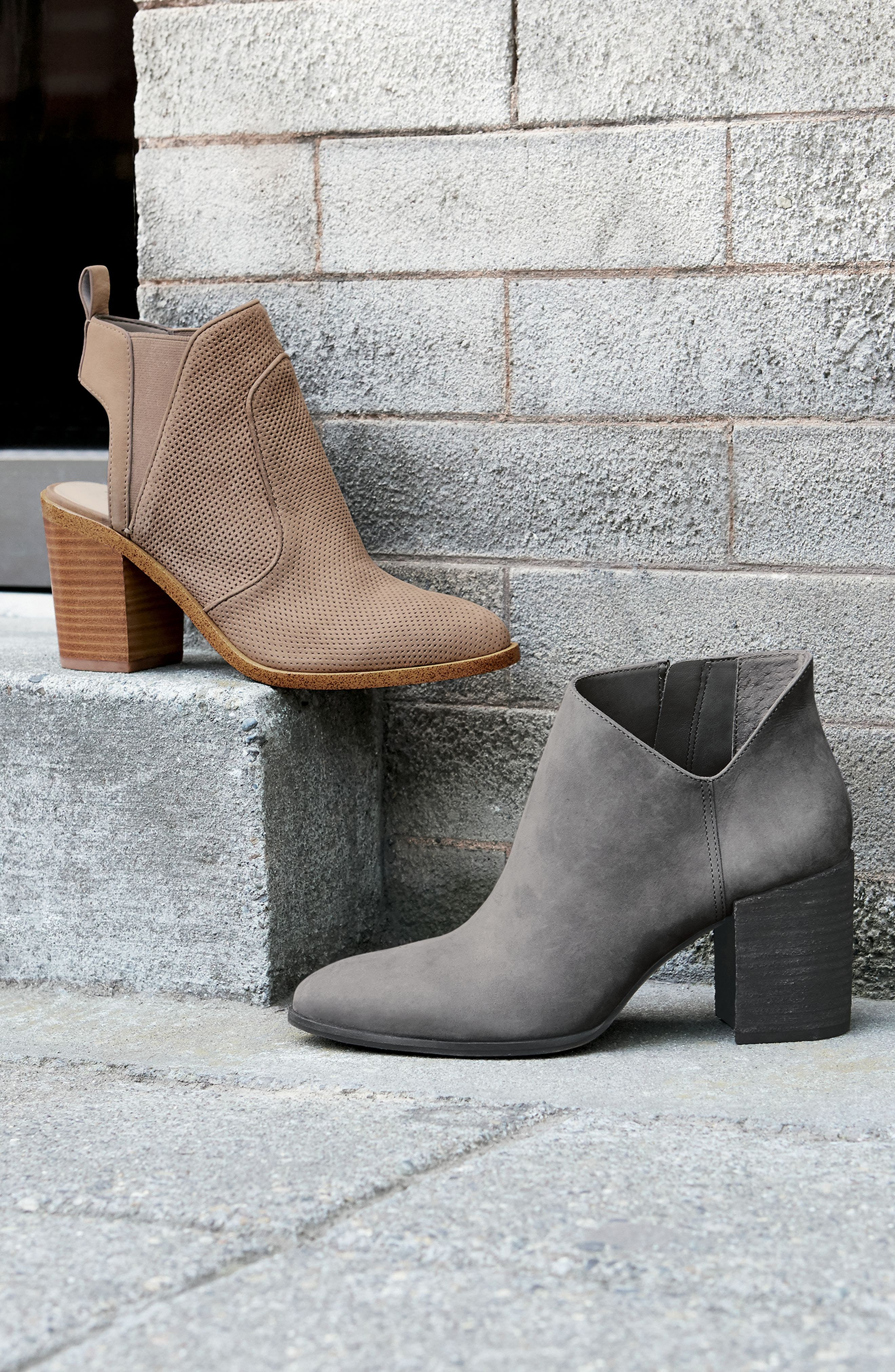 Alternate Image 7  - 1.STATE Leban Cutout Bootie (Women)