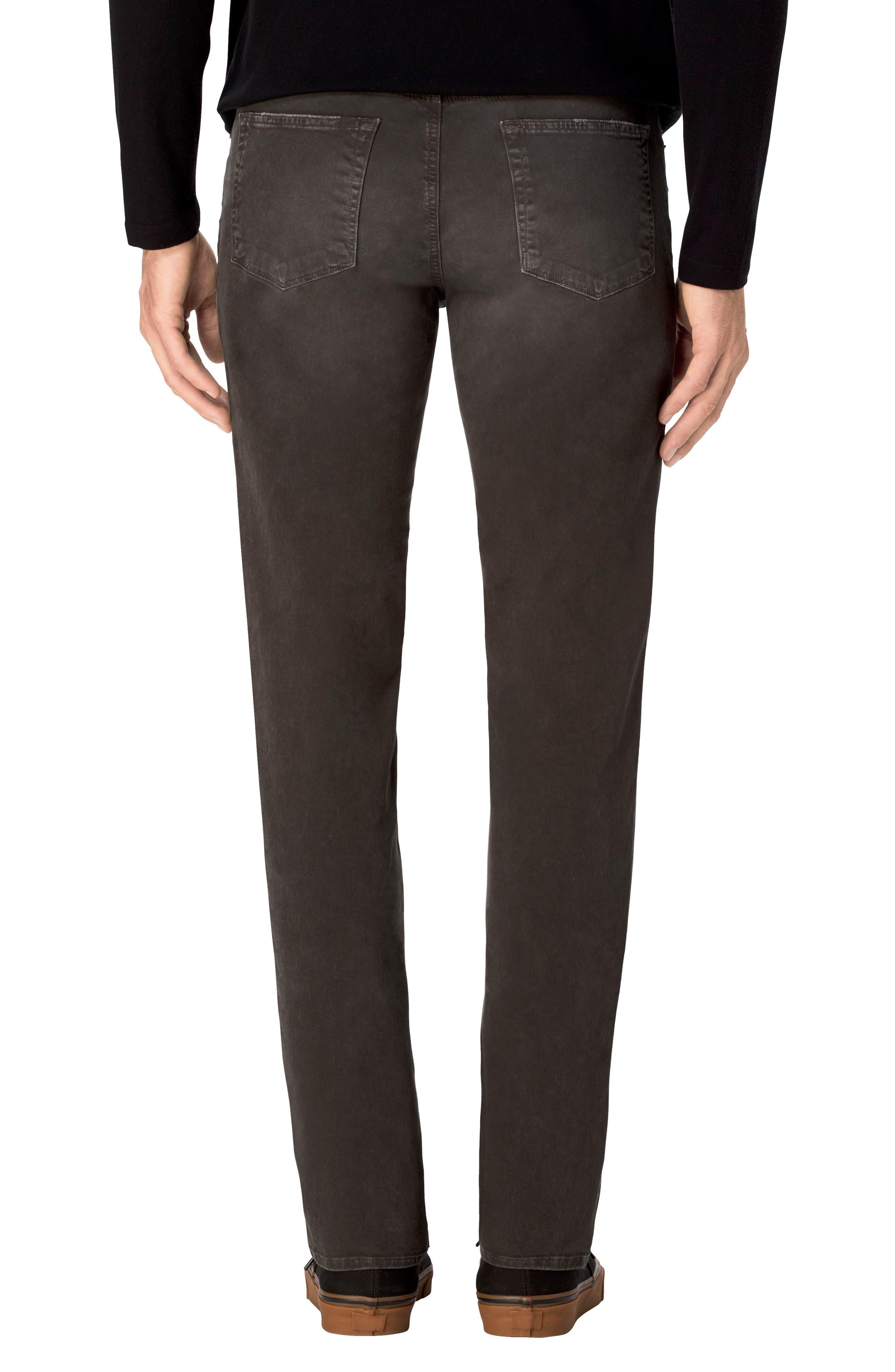 Alternate Image 2  - J Brand Tyler Slim Fit Jeans (Thrashed Climate)