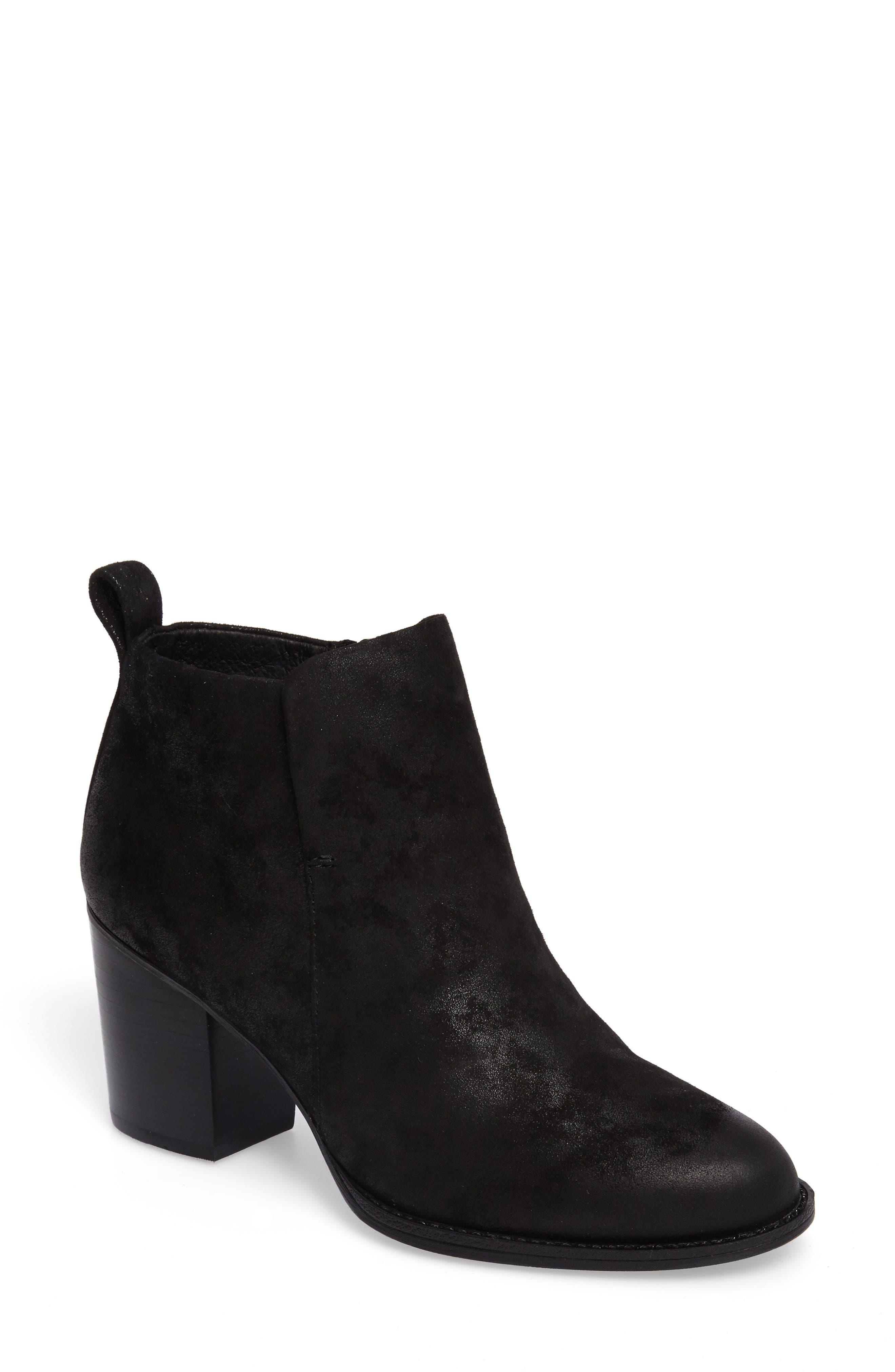 Söfft Ware Plain Toe Bootie (Women)