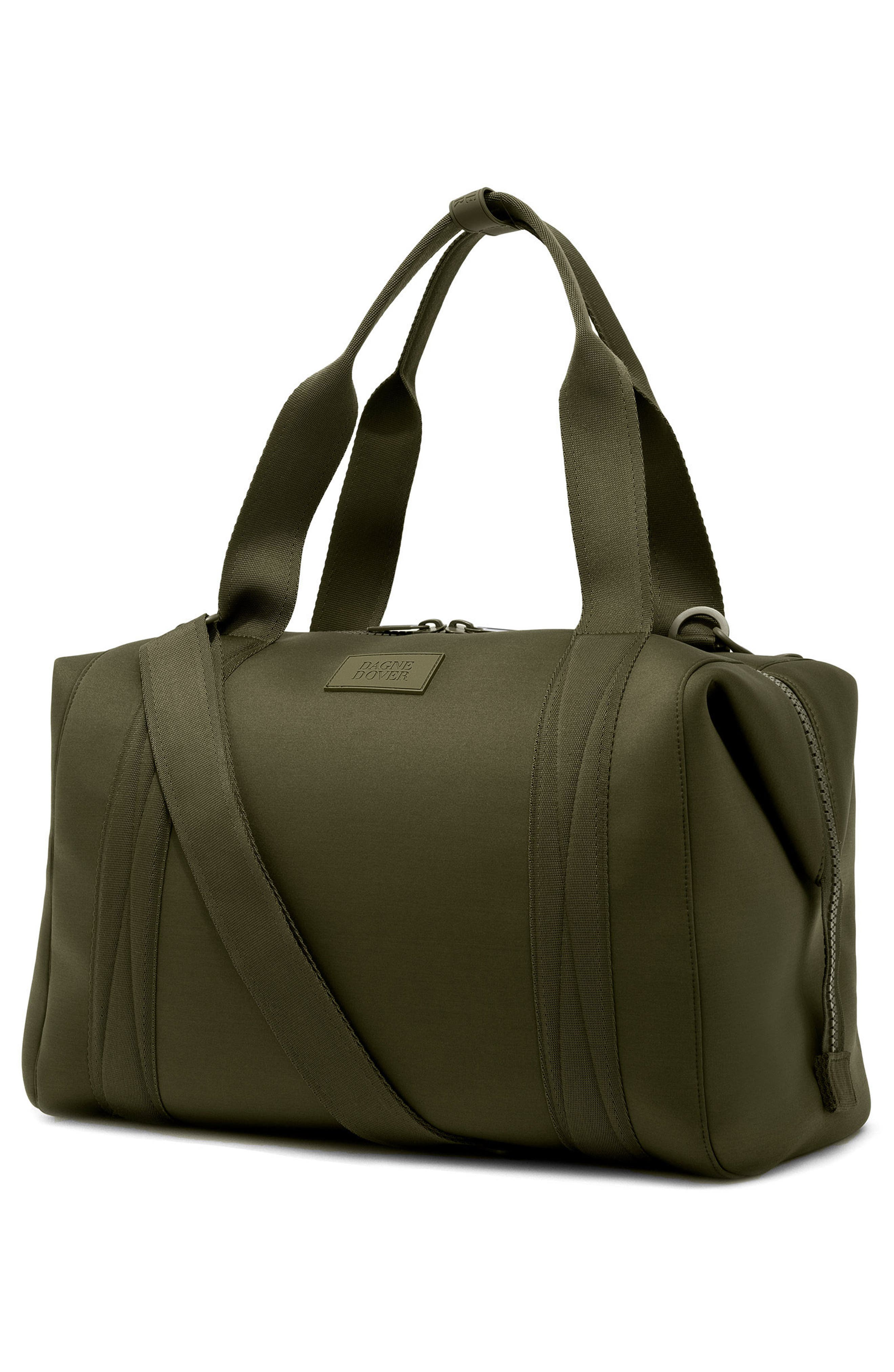 Alternate Image 4  - Dagne Dover Large Landon Neoprene Duffel Bag