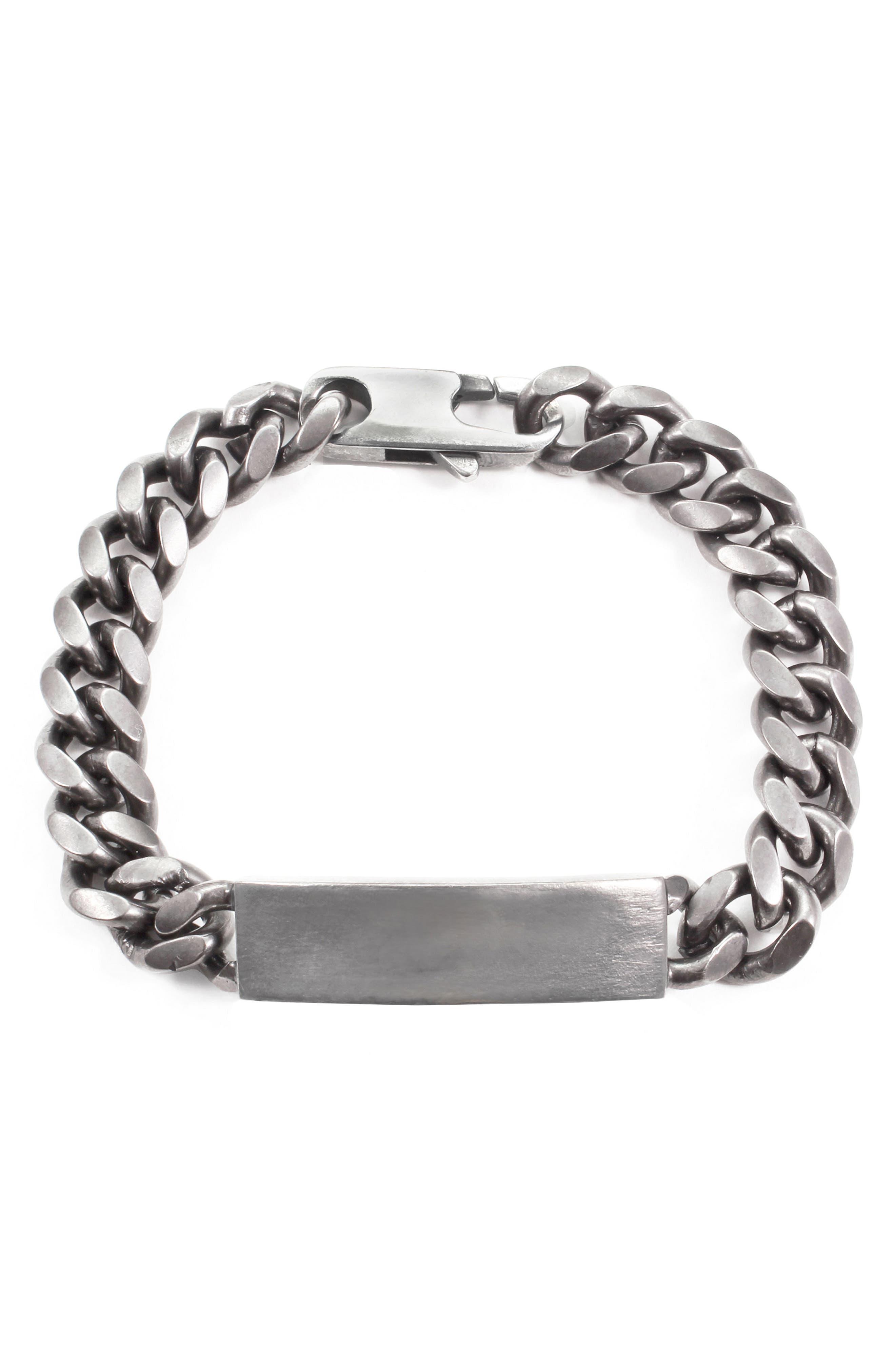 George Frost ID Bracelet