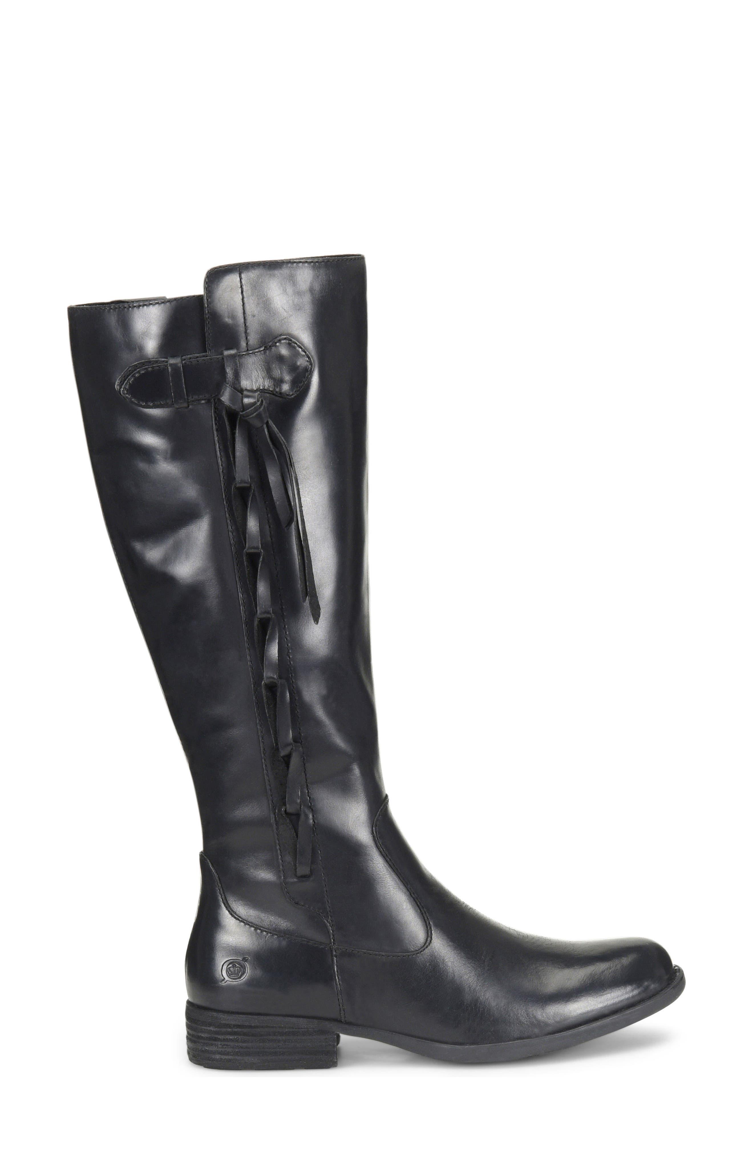 Alternate Image 7  - Børn Cook Knee High Boot (Women)