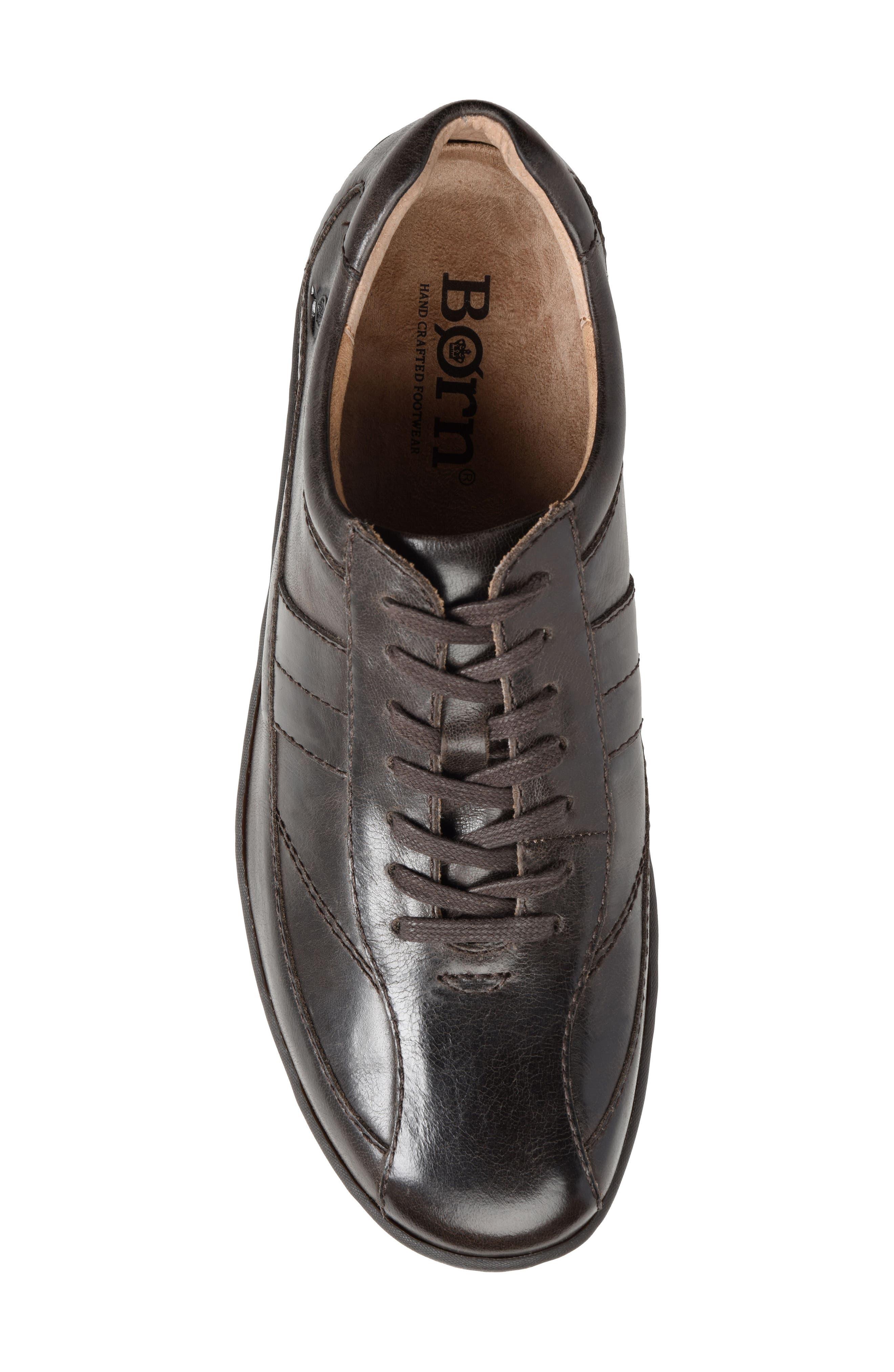 Alternate Image 5  - Børn Breves Low Top Sneaker (Men)